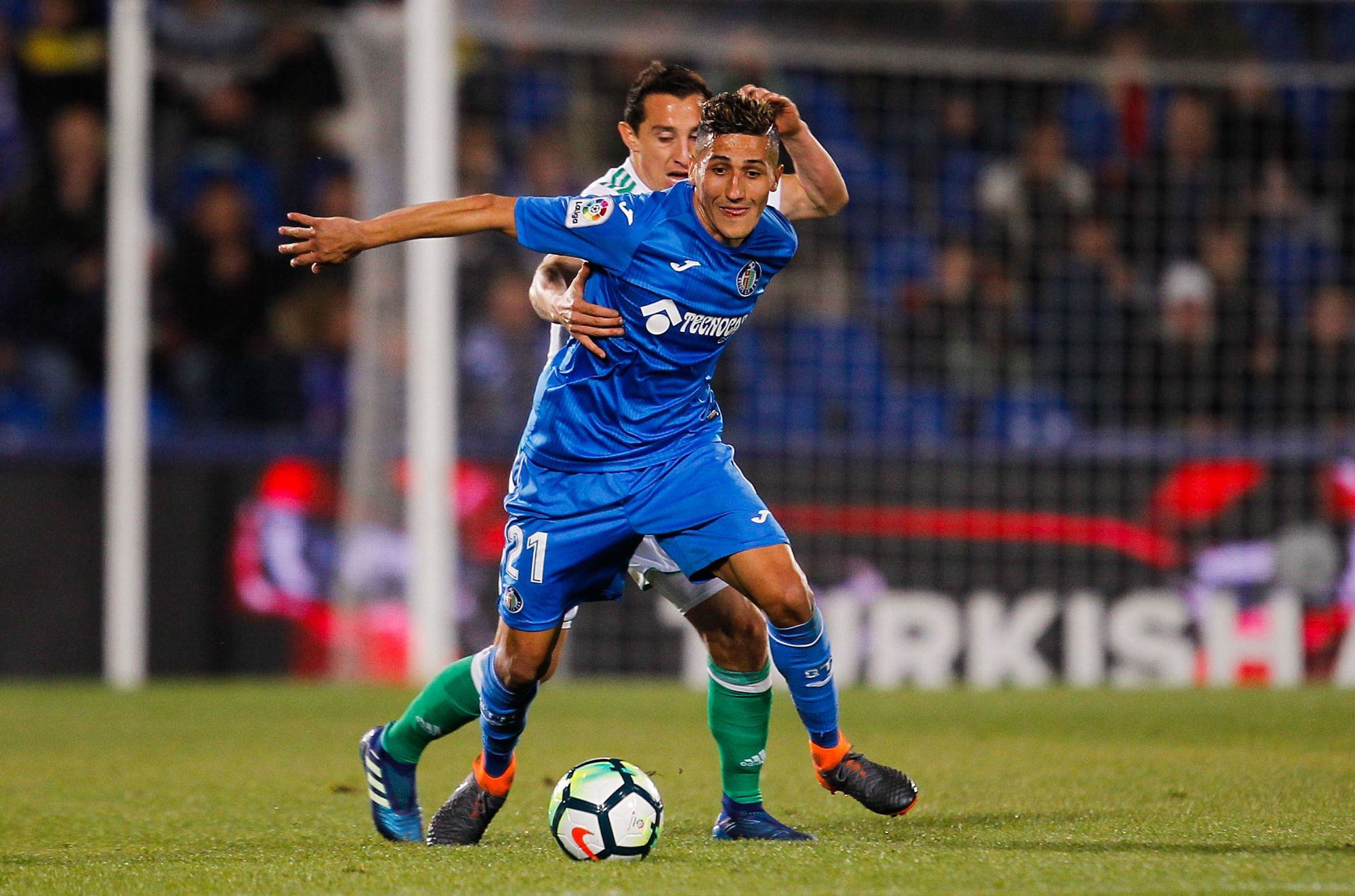 Fayçal Fajr de retour au Stade Malherbe