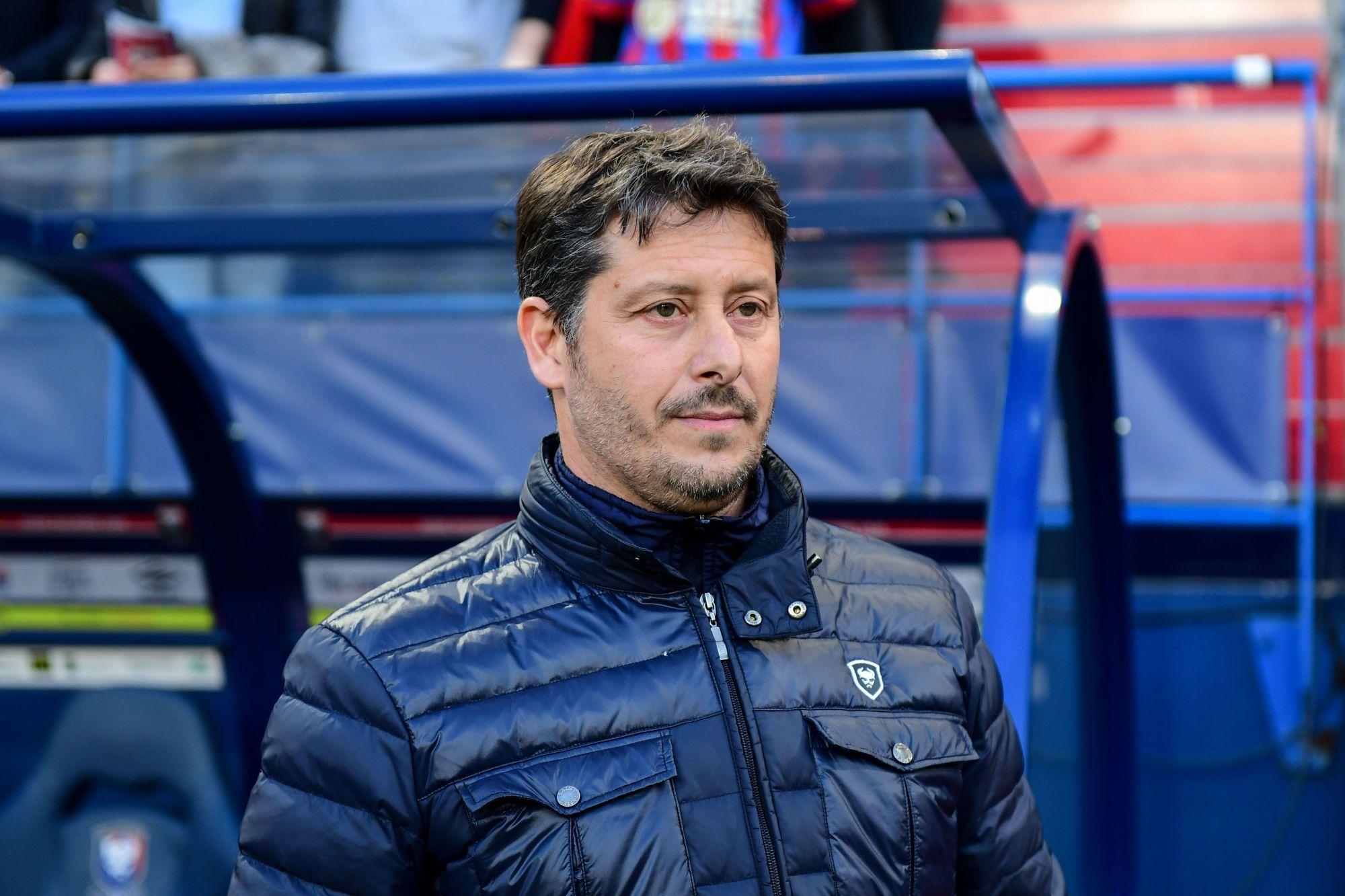 Fabien Mercadal : « On manque de maturité contre Caen, c'est criant »