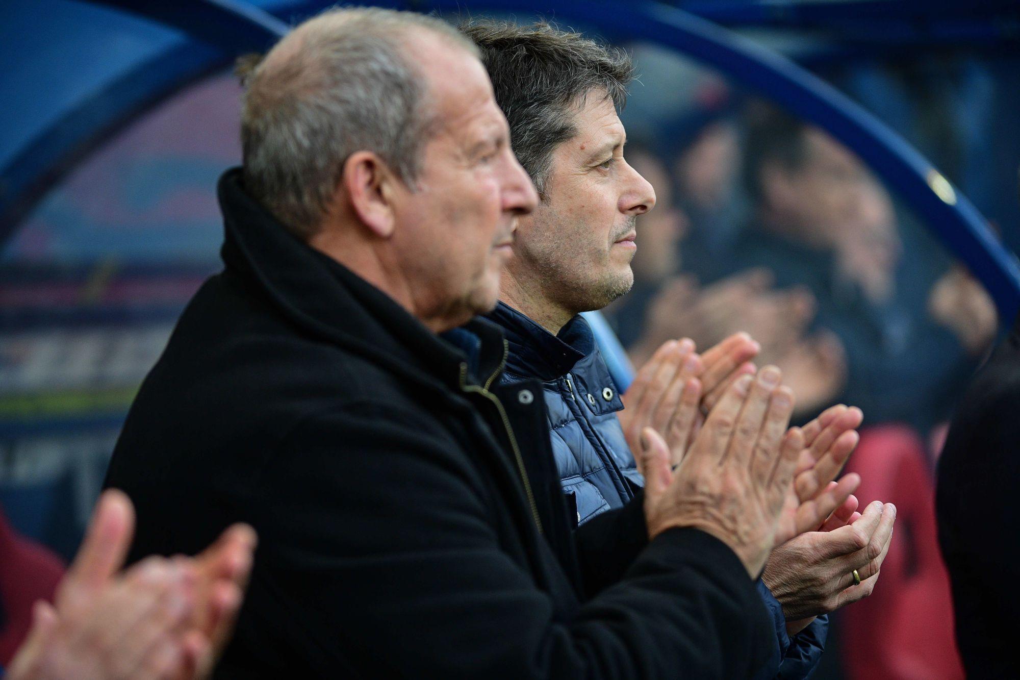 Ancien co-entraîneur du SM Caen, Rolland Courbis retrouve un banc de touche
