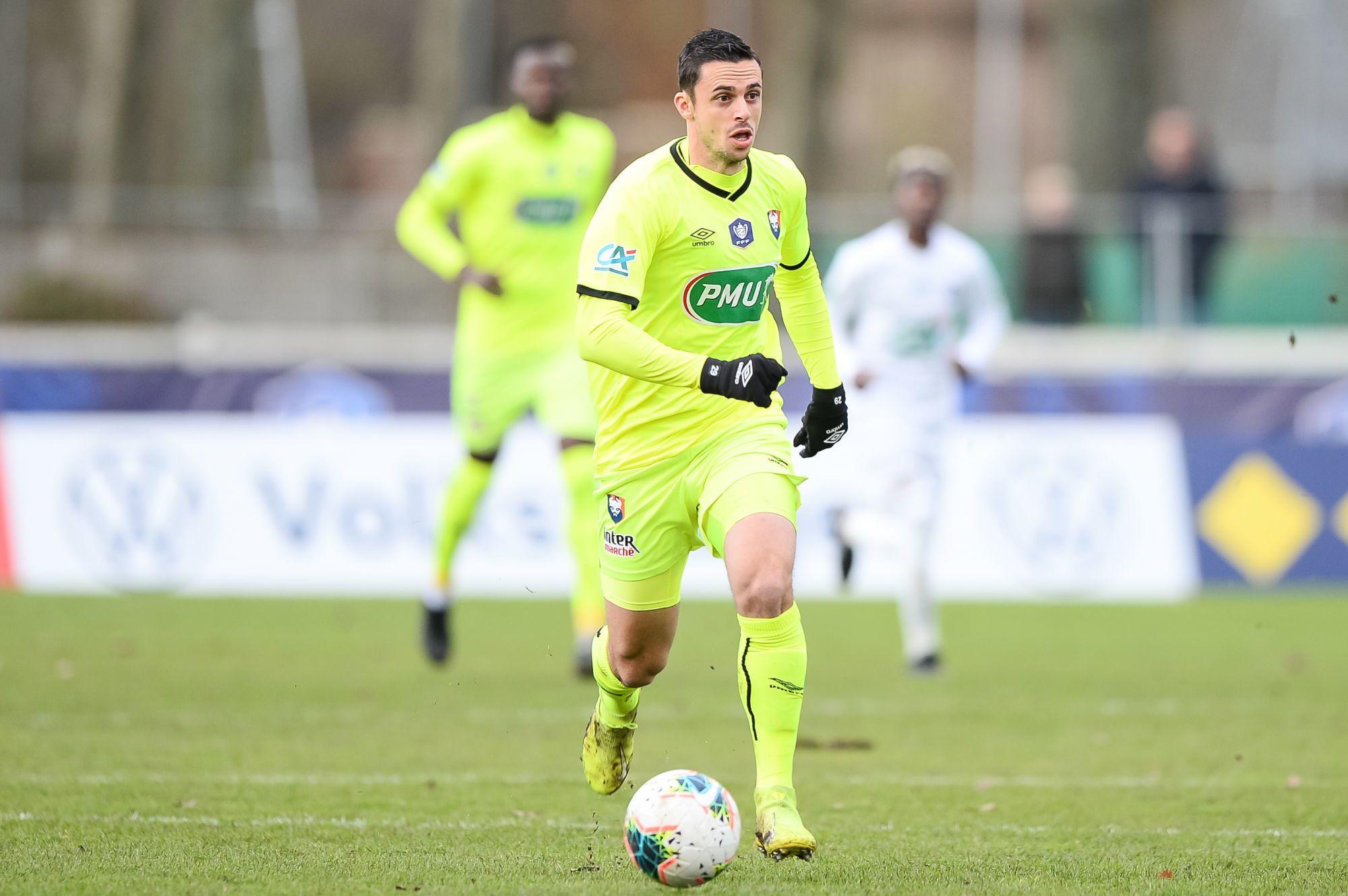 Jessy Pi conservé par le Stade Malherbe en cas de maintien en Ligue 2 ?
