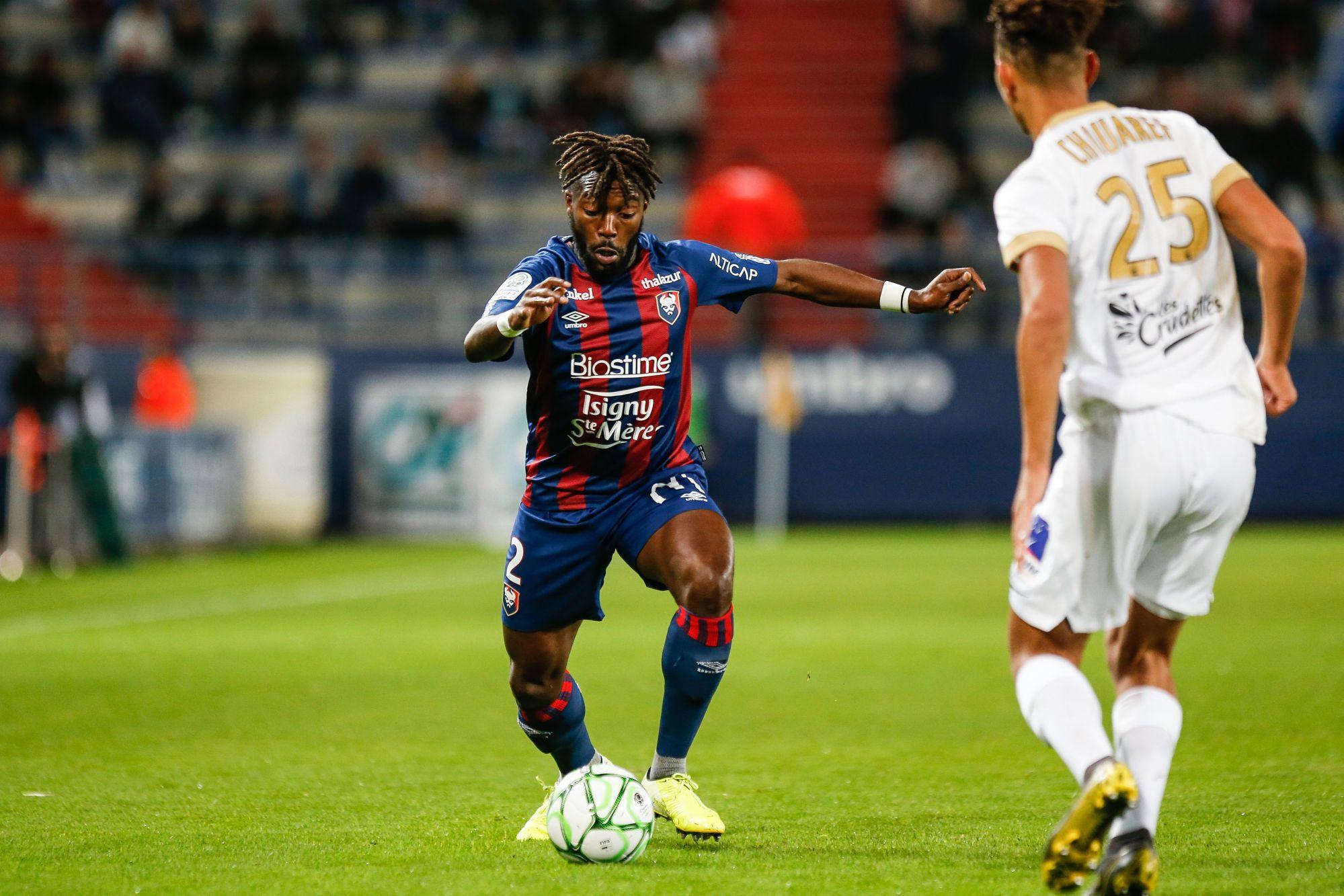 Steeve Yago de nouveau appelé en sélection avec le Burkina Faso