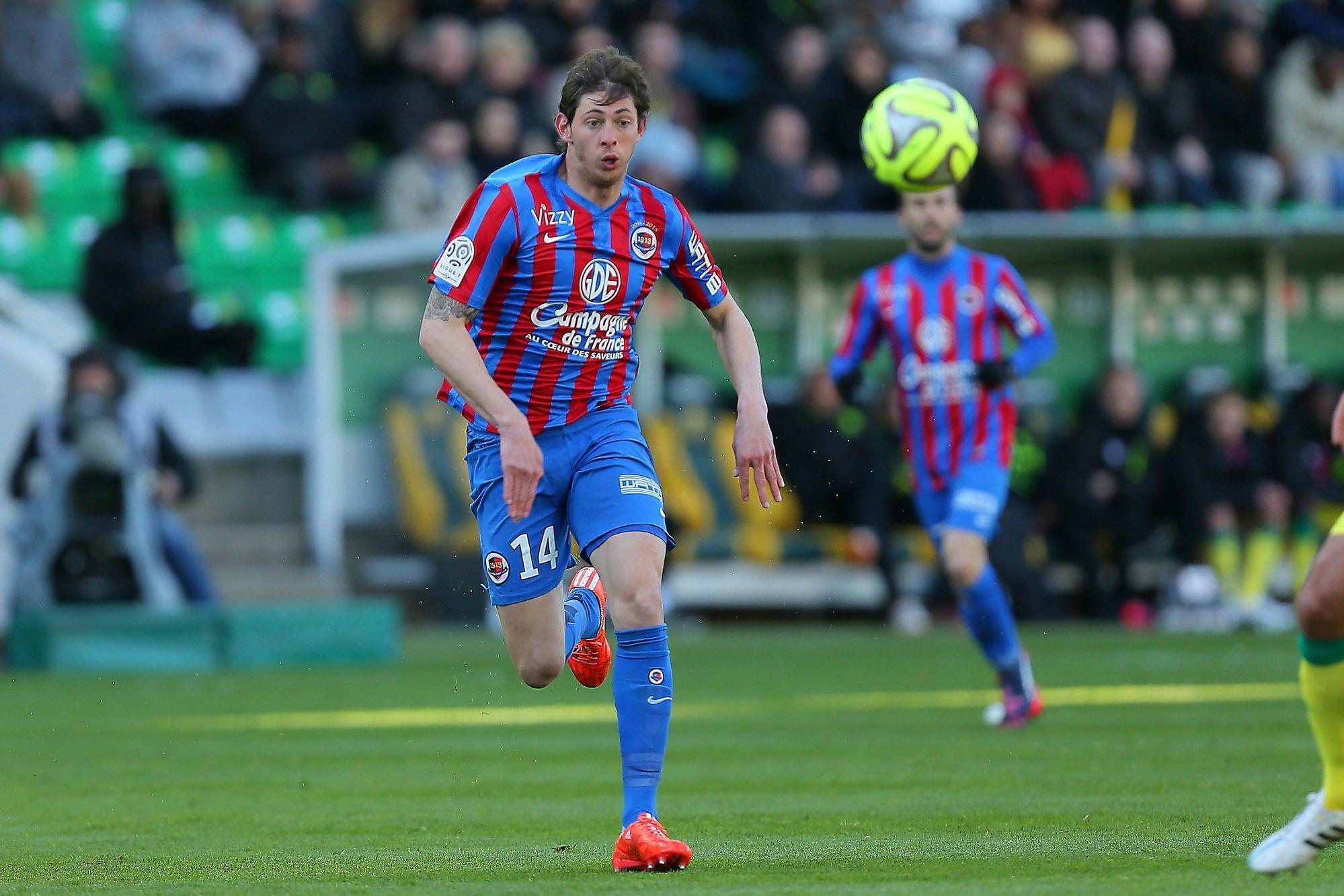 Les cinq buts d'Emiliano Sala avec le Stade Malherbe