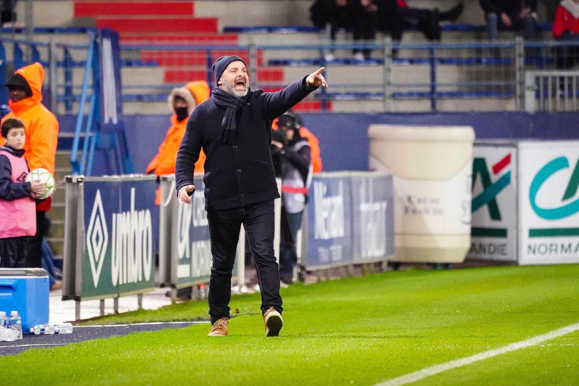 Pascal Dupraz: «Montrer beaucoup d'envie devant nos supporters»