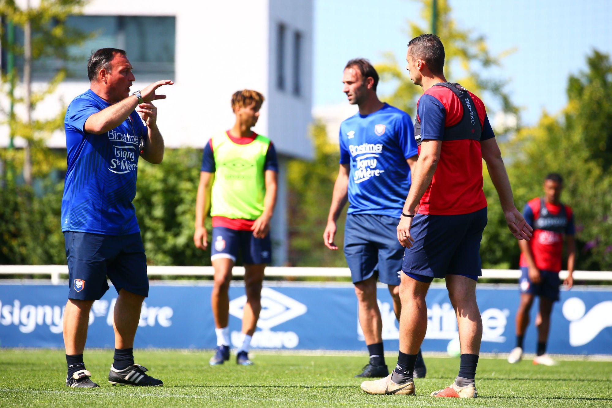 Fabrice Vandeputte refuse finalement le centre de formation (Foot Normand)