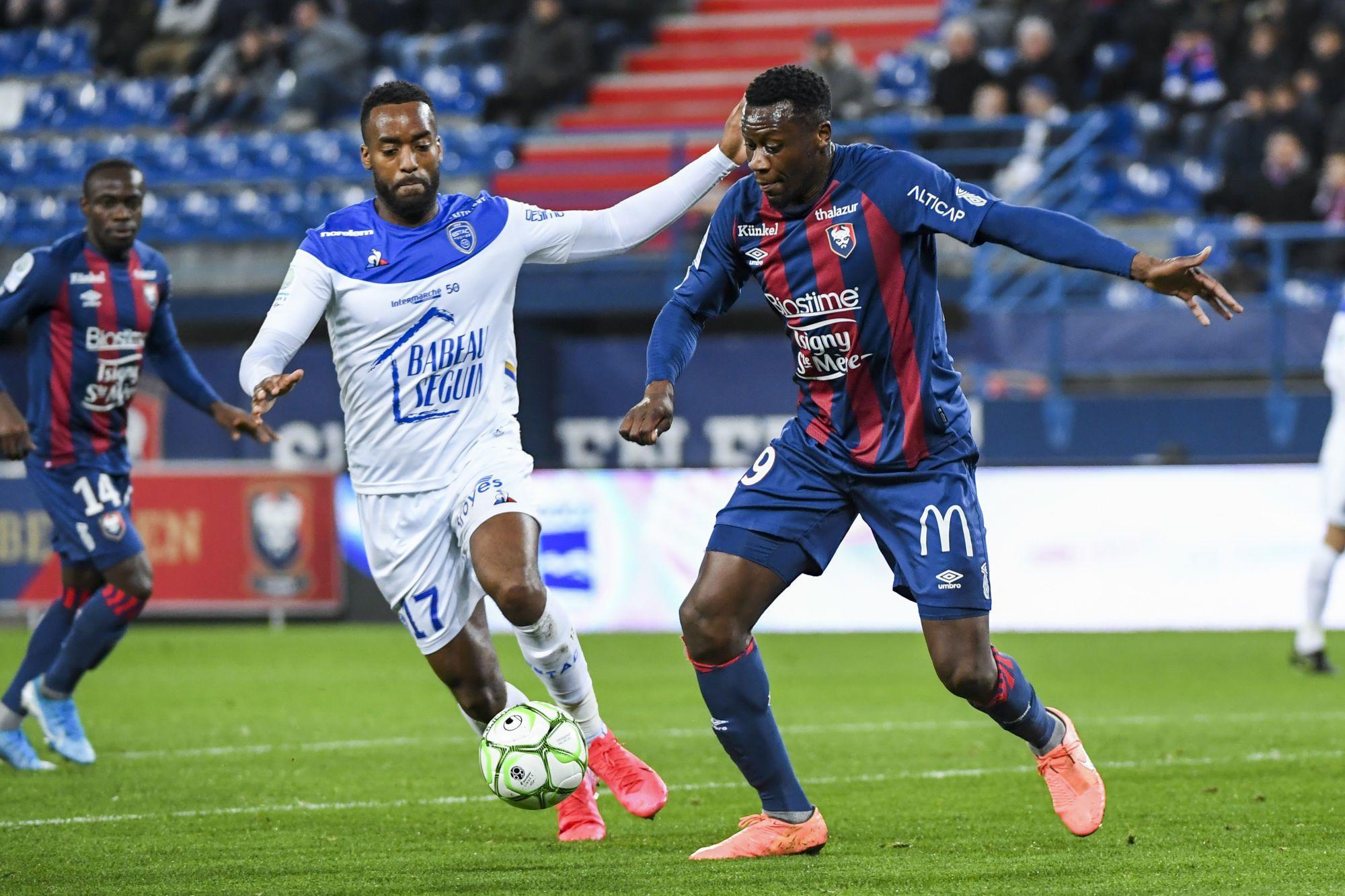 Malik Tchokounté rejoint Mercadal à Dunkerque (officiel)