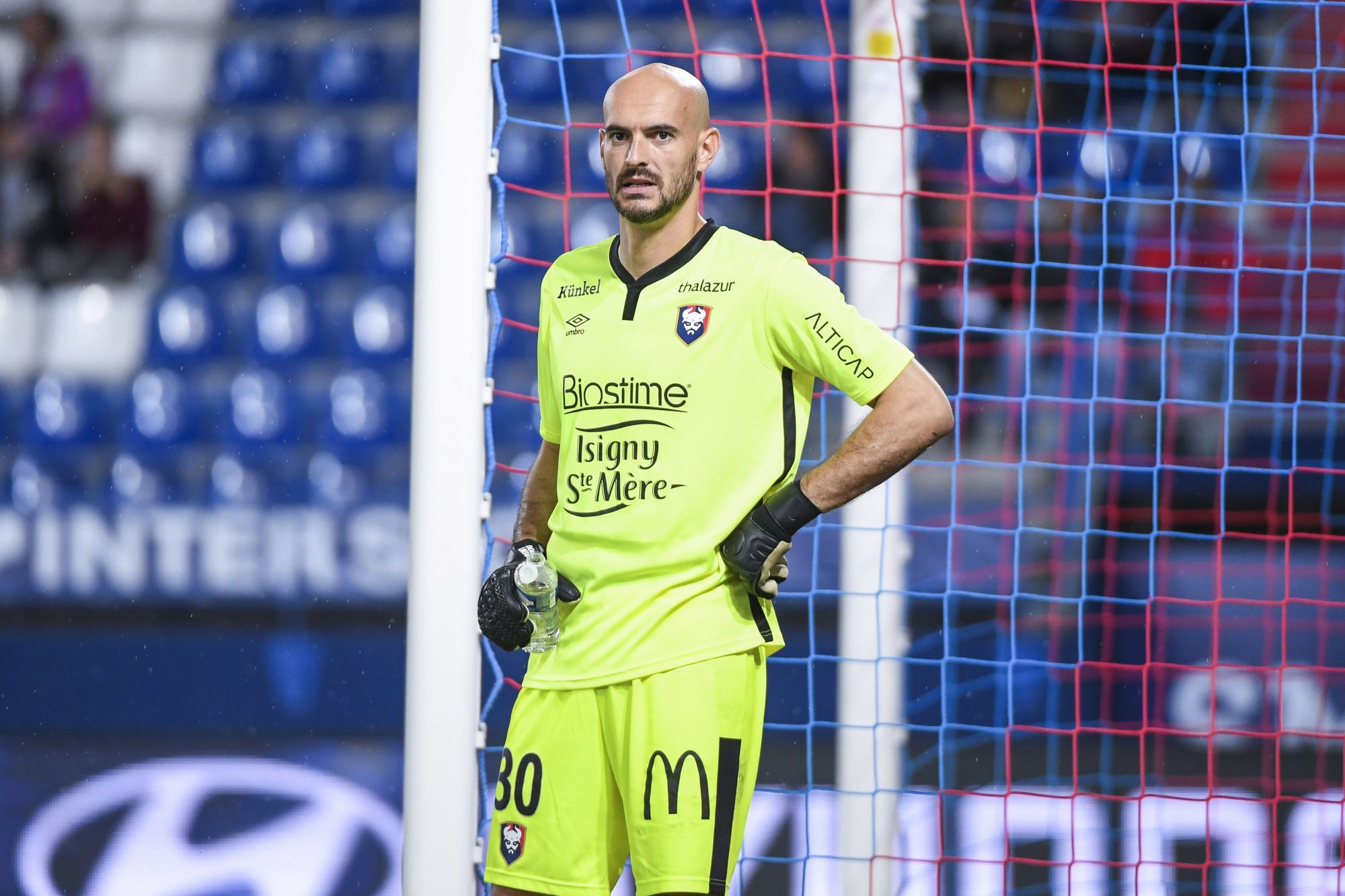 Avec six clean sheet, Rémy Riou est le gardien le plus solide de France