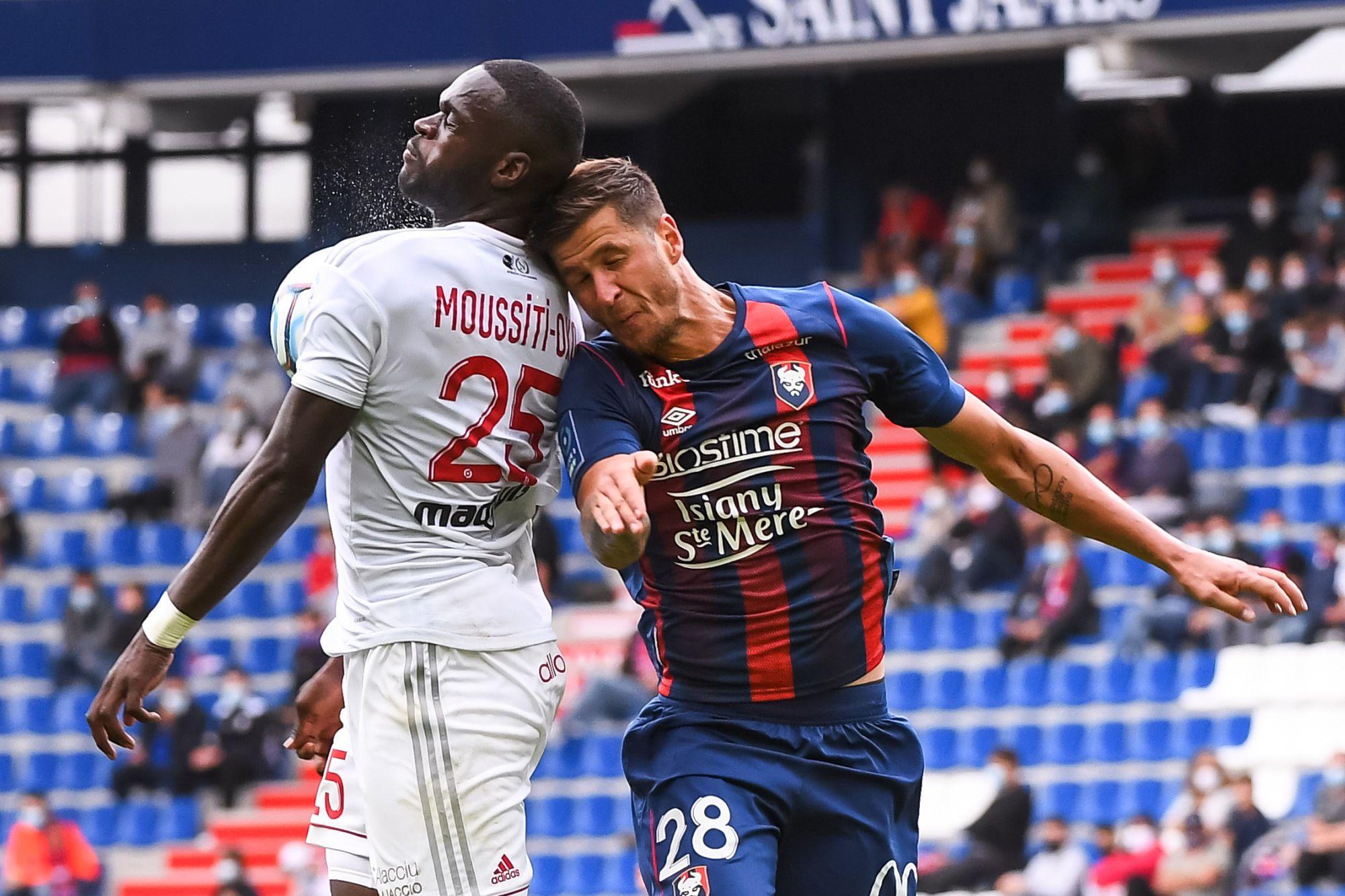 Le résumé vidéo de Caen – Ajaccio (1-0)