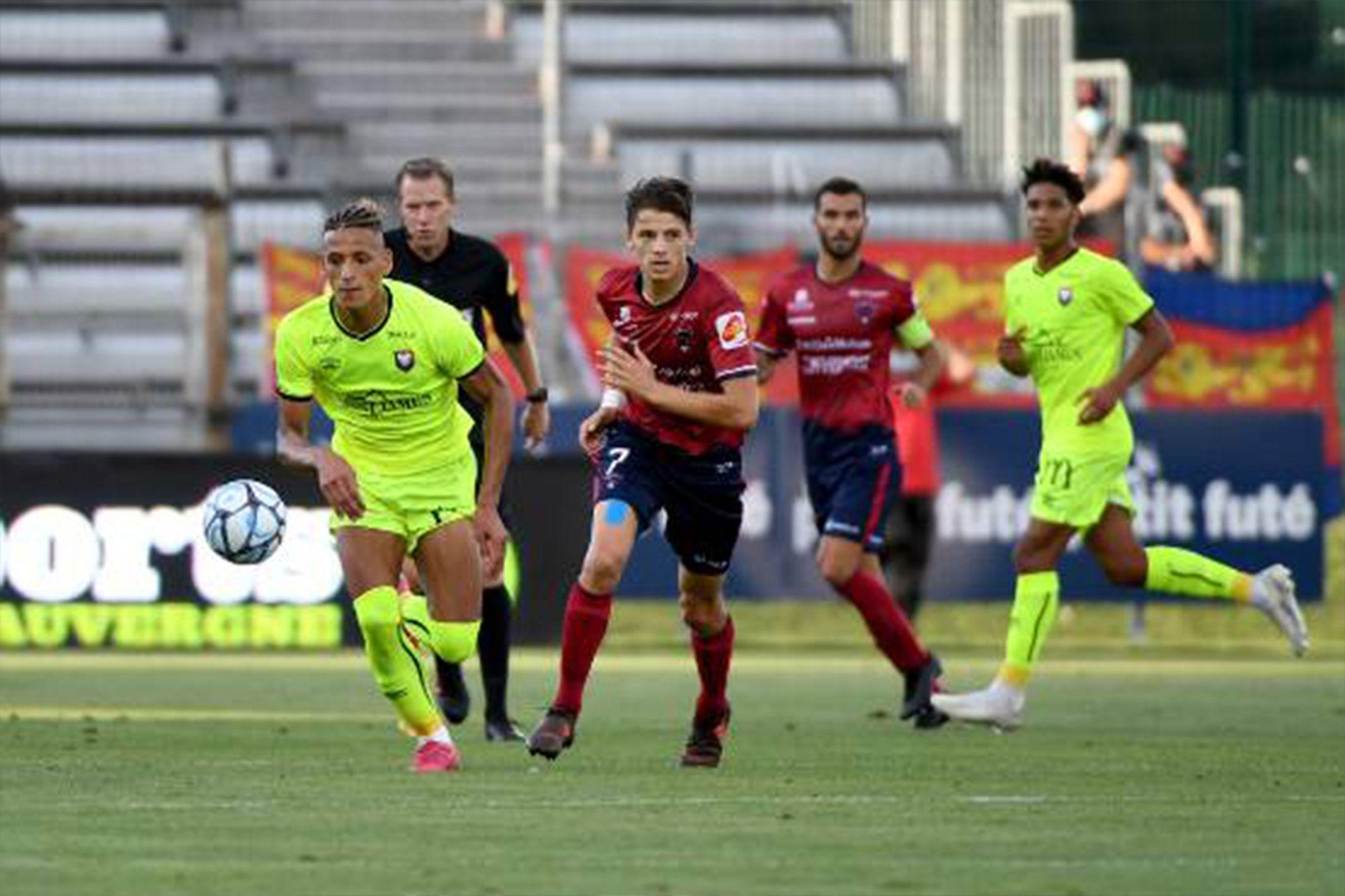 Yacine Bammou : « On n'a rien à envier aux autres équipes de Ligue 2 »