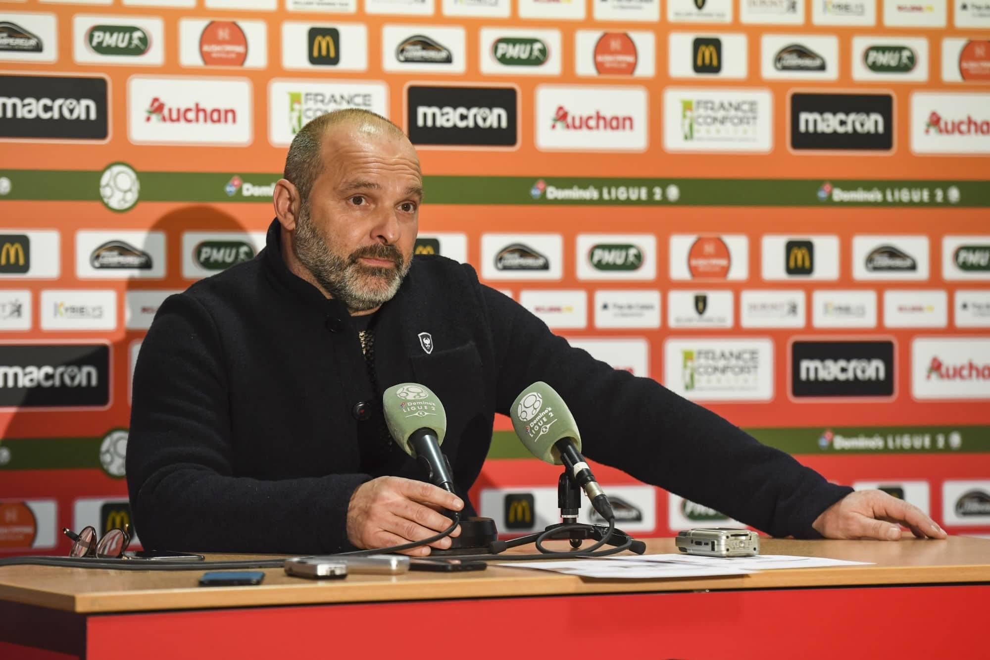 Pascal Dupraz : « Ma collaboration avec RMC n'altère pas mon travail avec Caen »