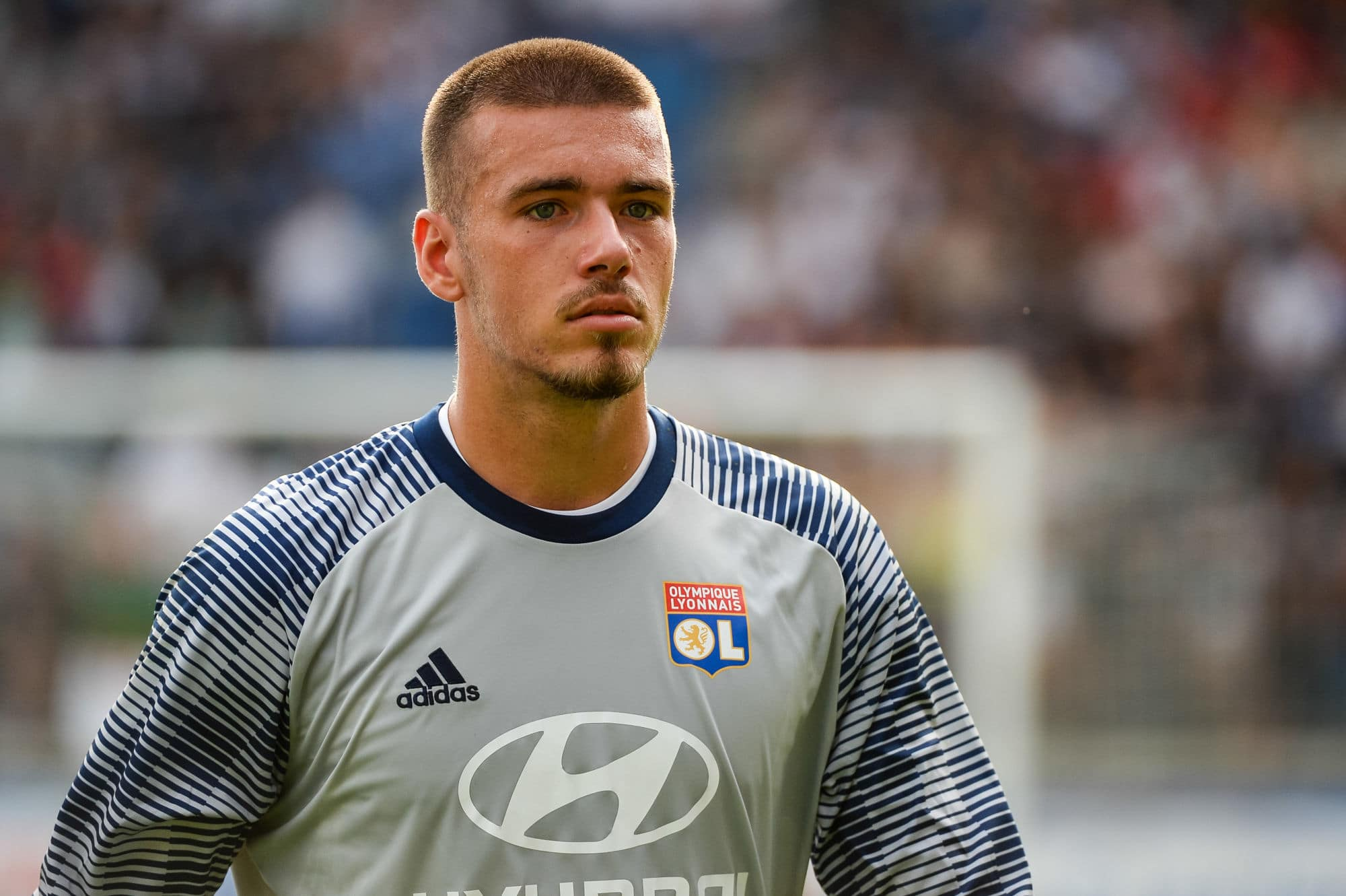 Le gardien lyonnais Anthony Racioppi ne viendra pas à Caen (RMC Sports)