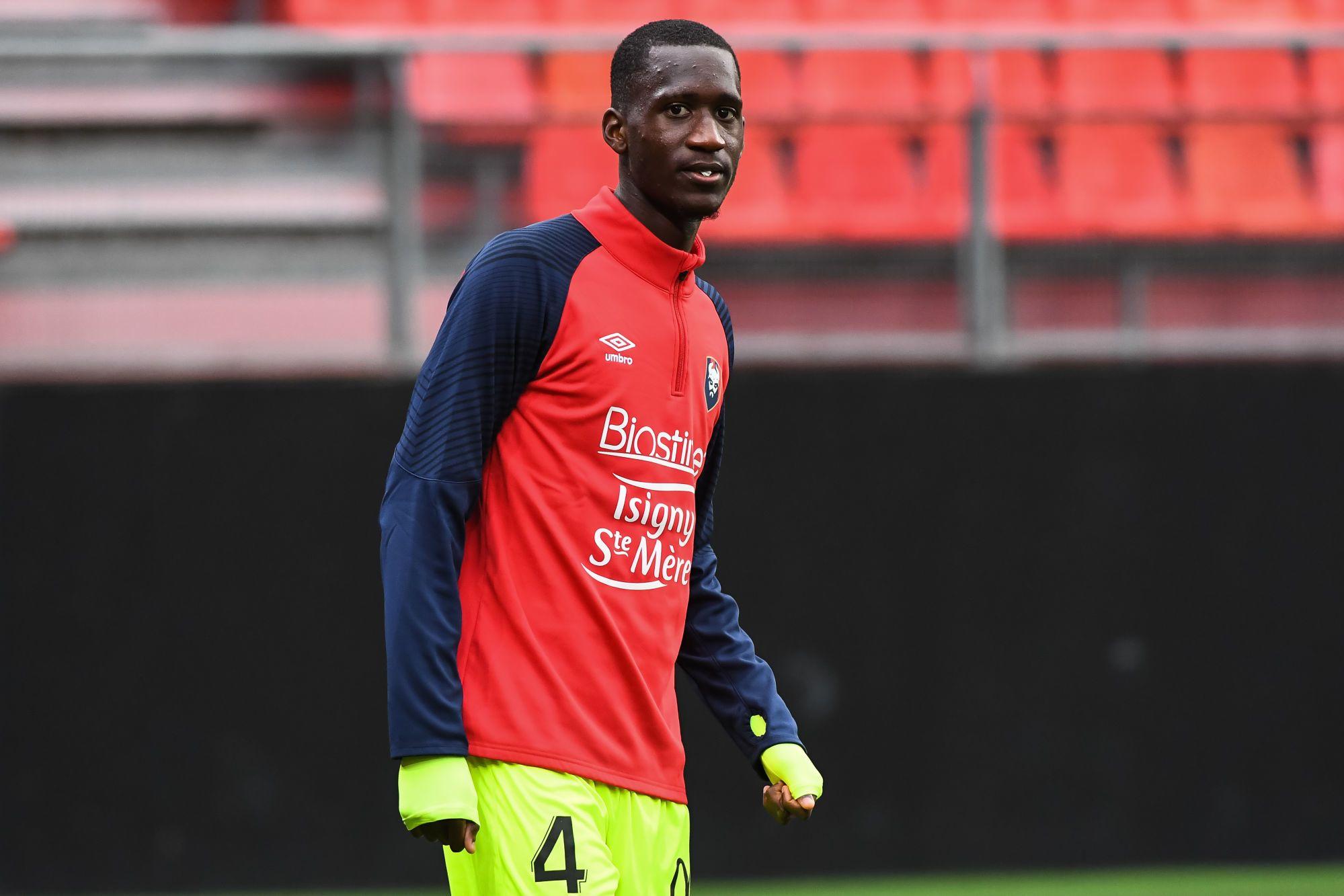 Jason Ngouabi retenu avec l'équipe de France U18