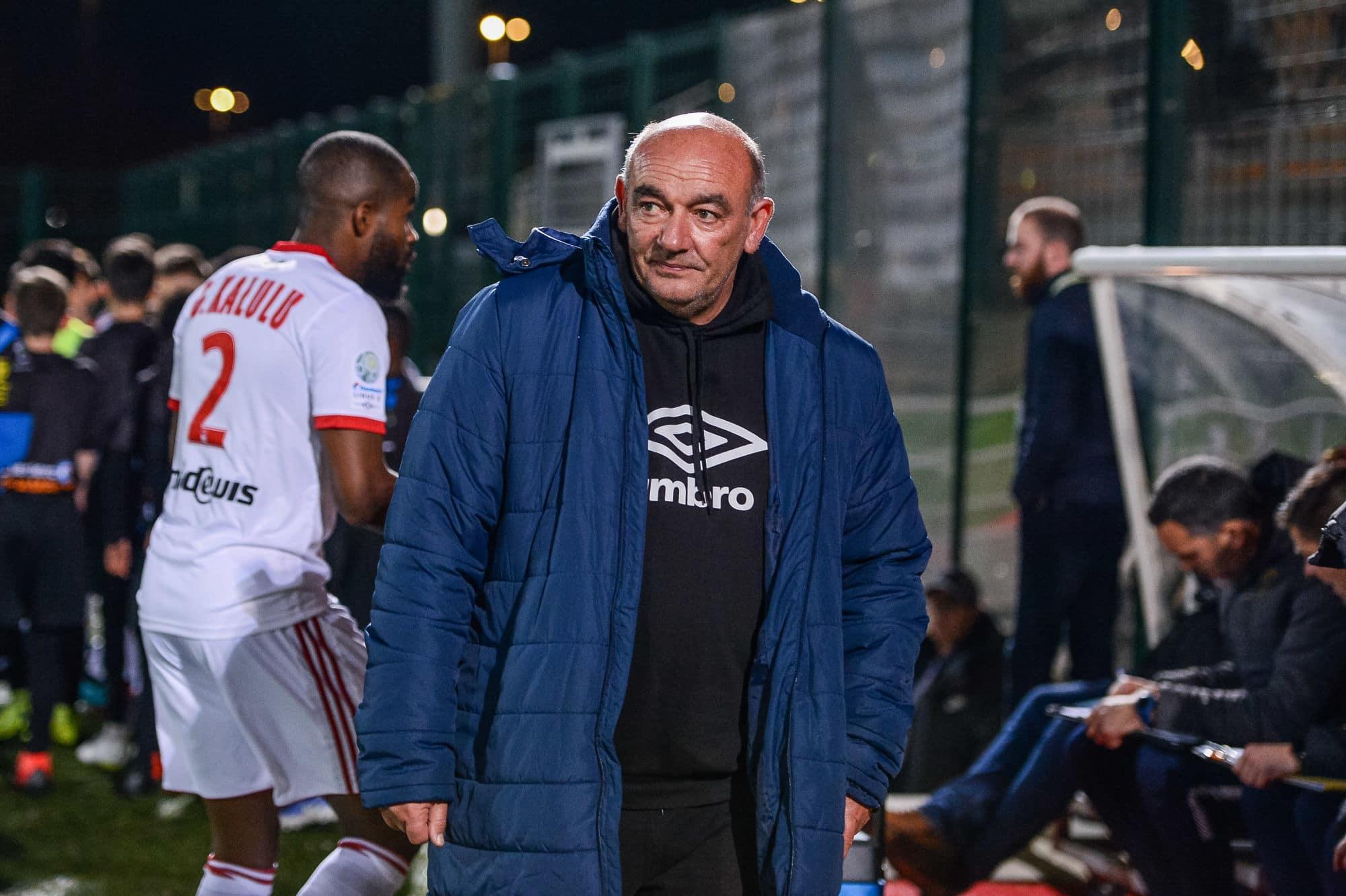 Bruno Luzi : « Marquer un but à Caen, ce serait presque un exploit »