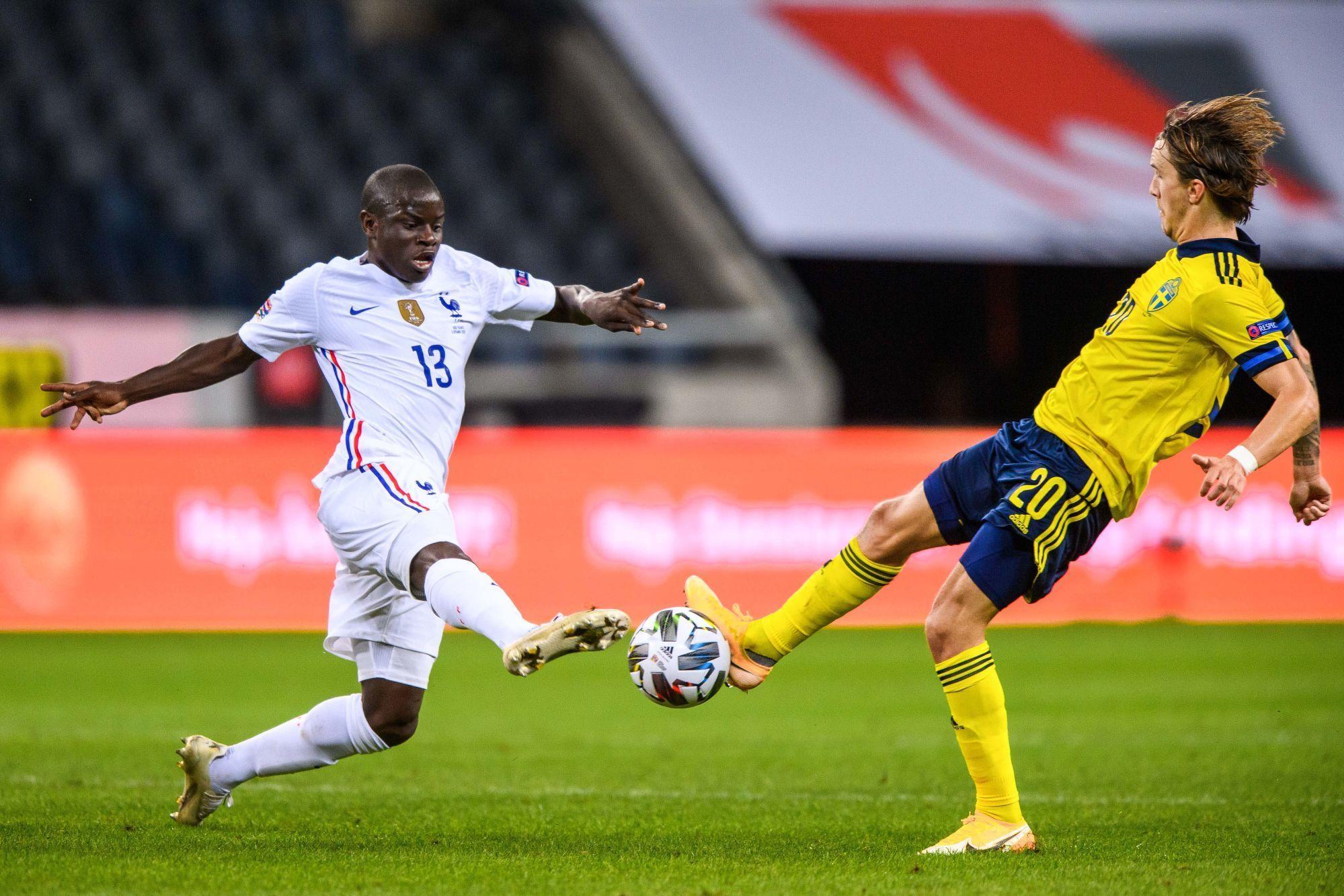 Nouveau record pour Ngolo Kanté avec les Bleus
