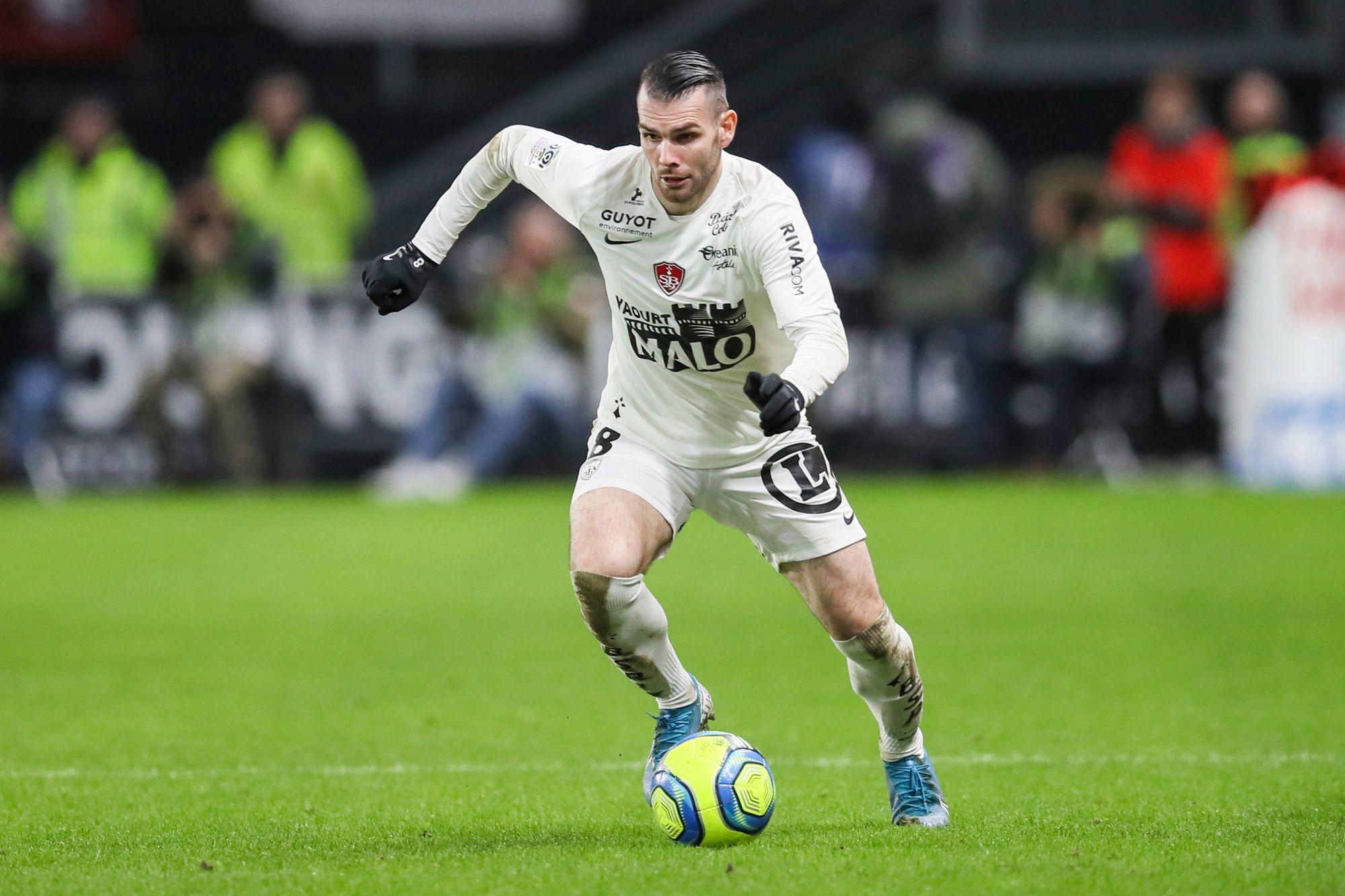 Yoann Court va s'engager trois ans avec Caen (L'Équipe)