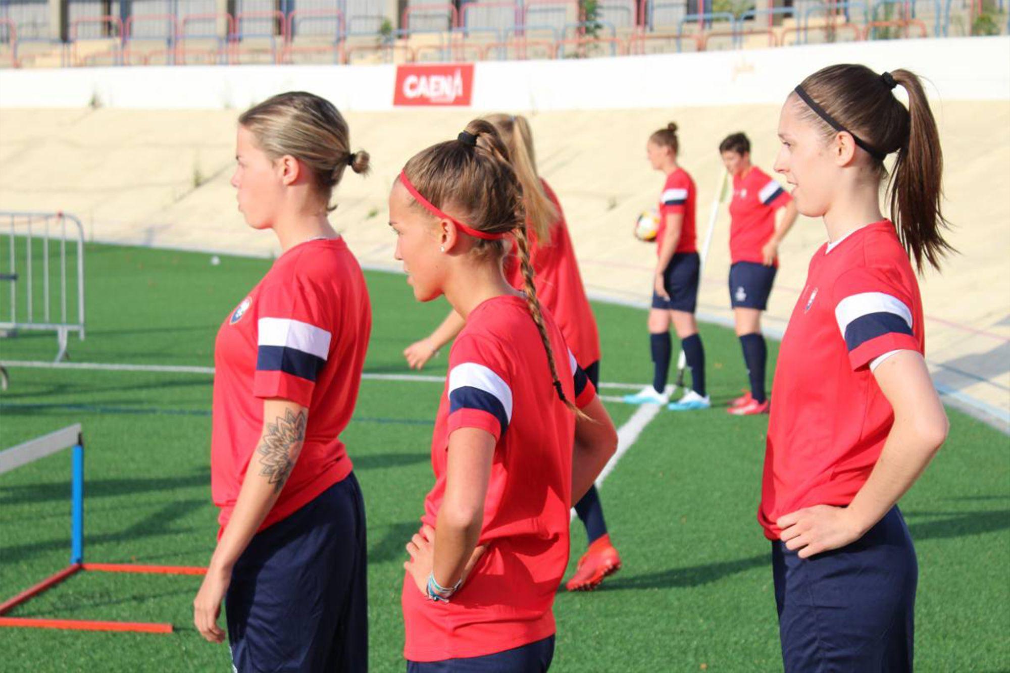 R1 Féminines : le Stade Malherbe débutera sa saison face au FC Rouen