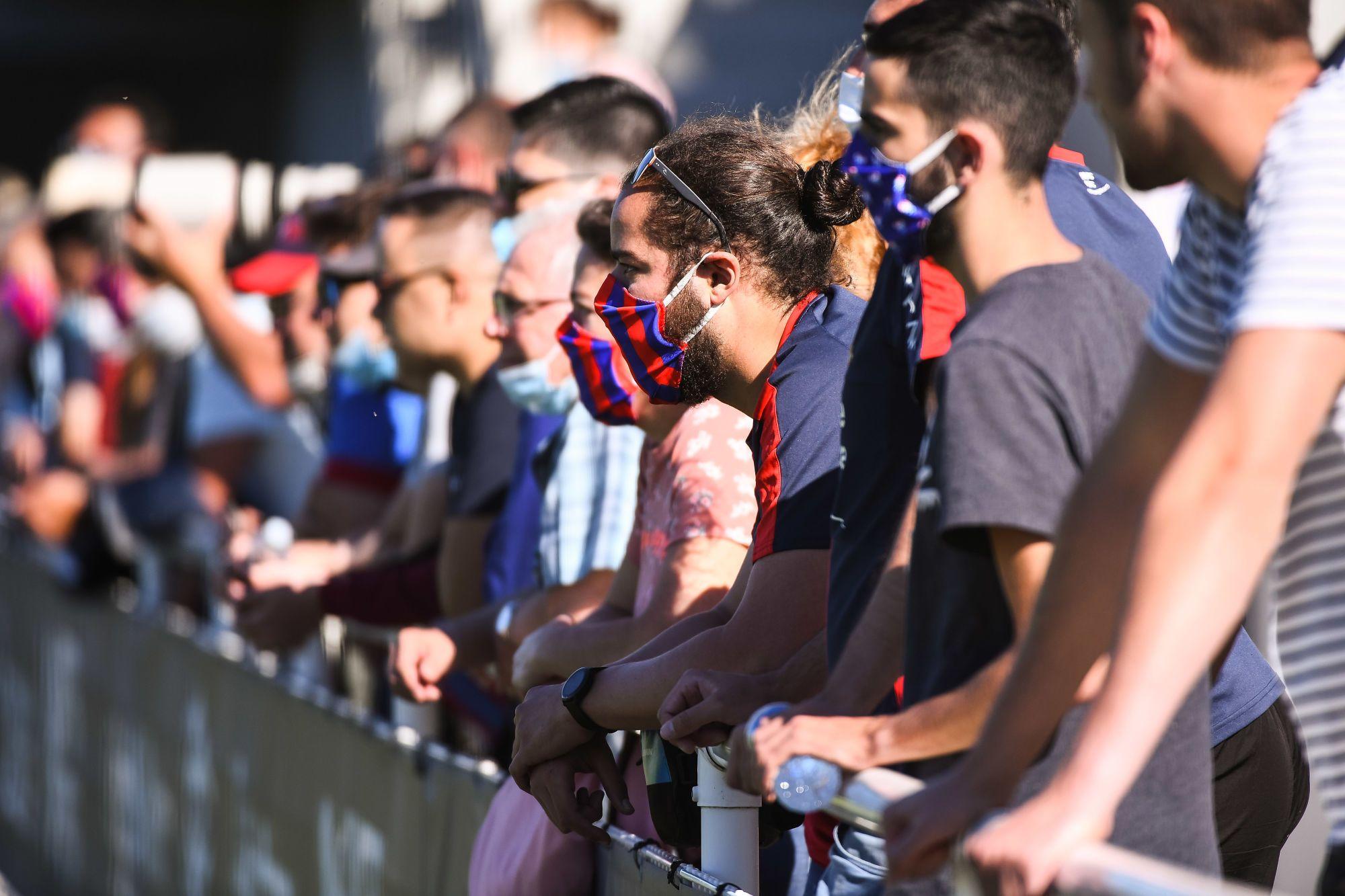 La FFF suspend plusieurs championnats amateurs pour un mois