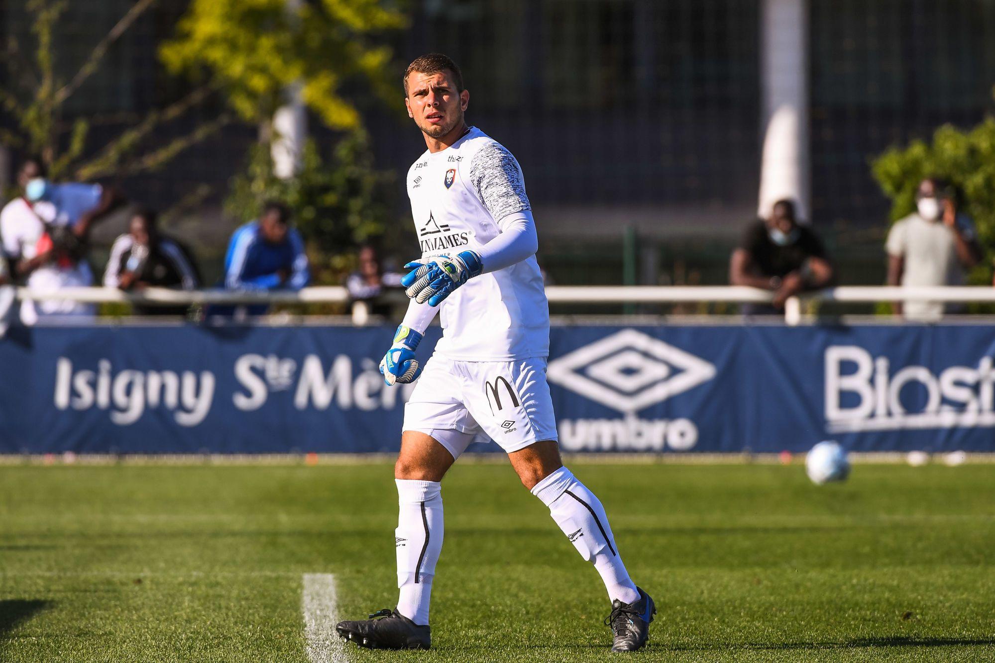 [Officiel] Thomas Callens s'engage avec le FC Lorient