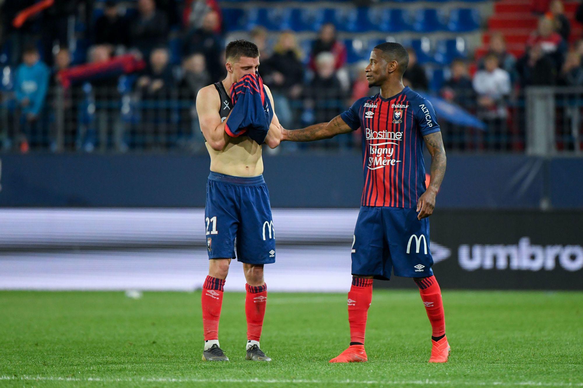 Frédéric Guilbert : « La saison 2018-2019 a été la pire d'un point de vue personnel »