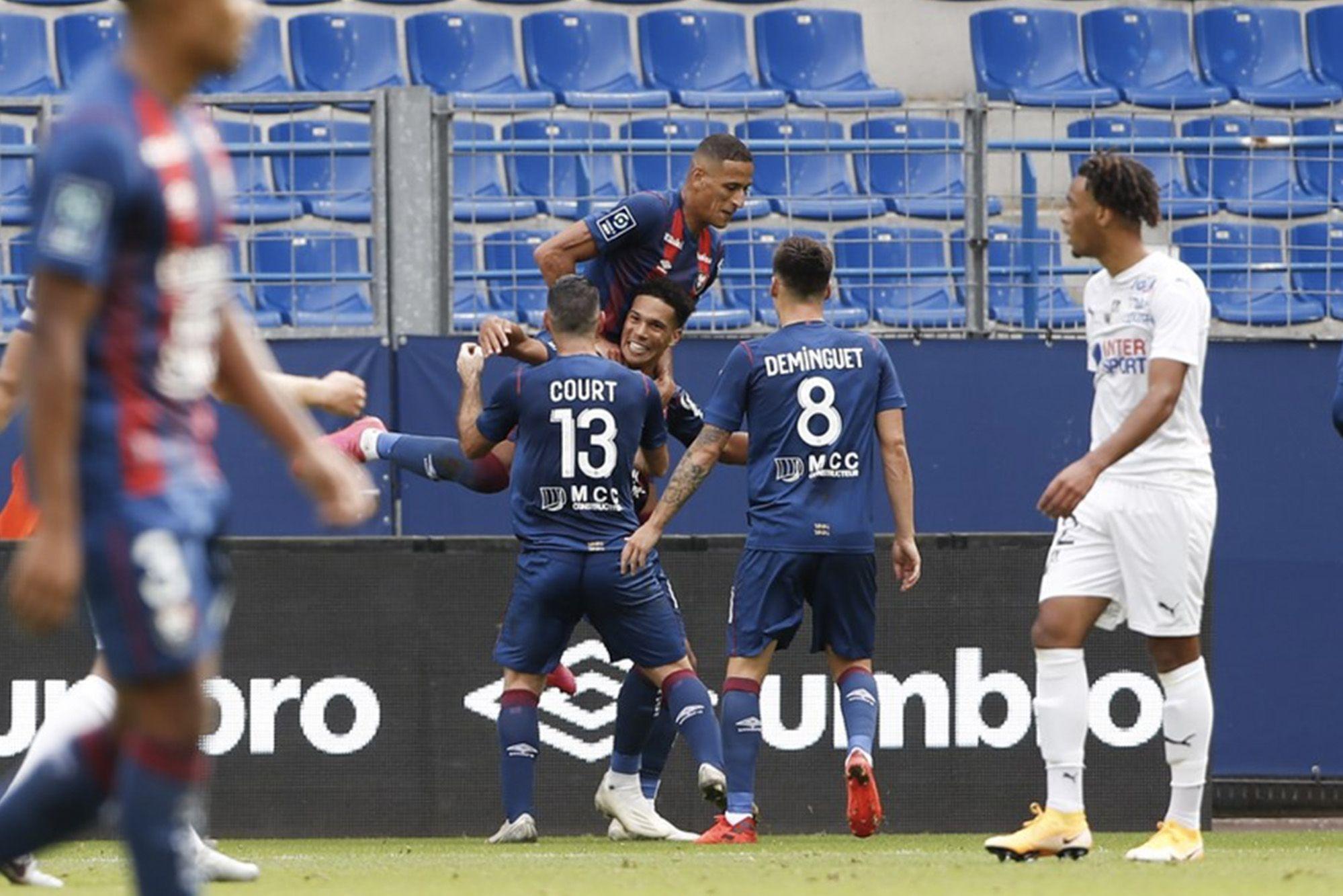 [Vidéo] Le résumé de la victoire des Caennais contre Amiens (1-0)
