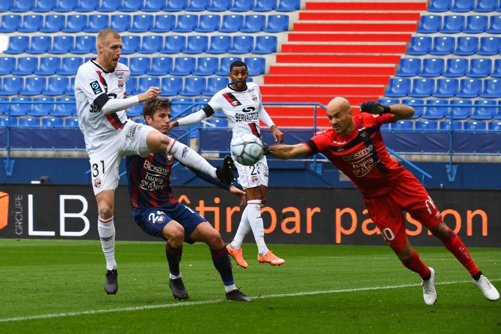 Les notes des joueurs caennais après la victoire face à Guingamp (1-0)
