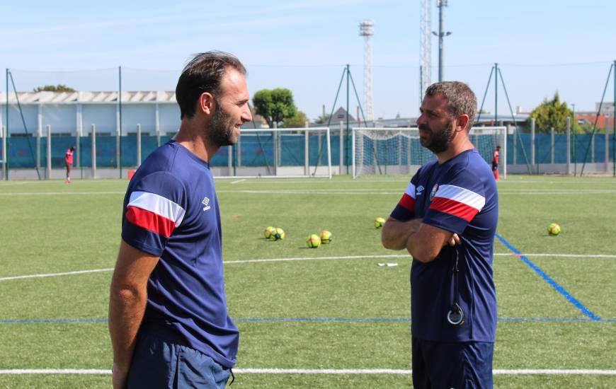 Les U17 s'imposent 3-0 face au Havre et confirment leur place de leader