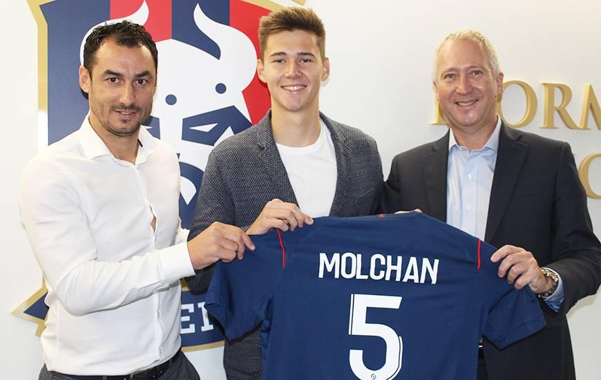 [Officiel] Vladislav Molchan au Stade Malherbe pour 4 ans