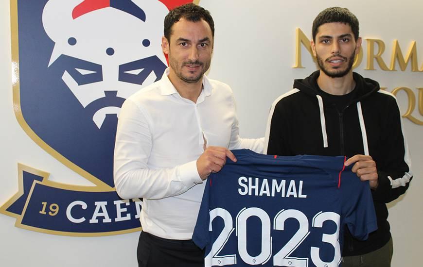 [Officiel] Le Stade Malherbe annonce la signature de Steve Shamal