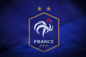 Brahim Traoré et Nassim Tlemcani en équipe de France U17