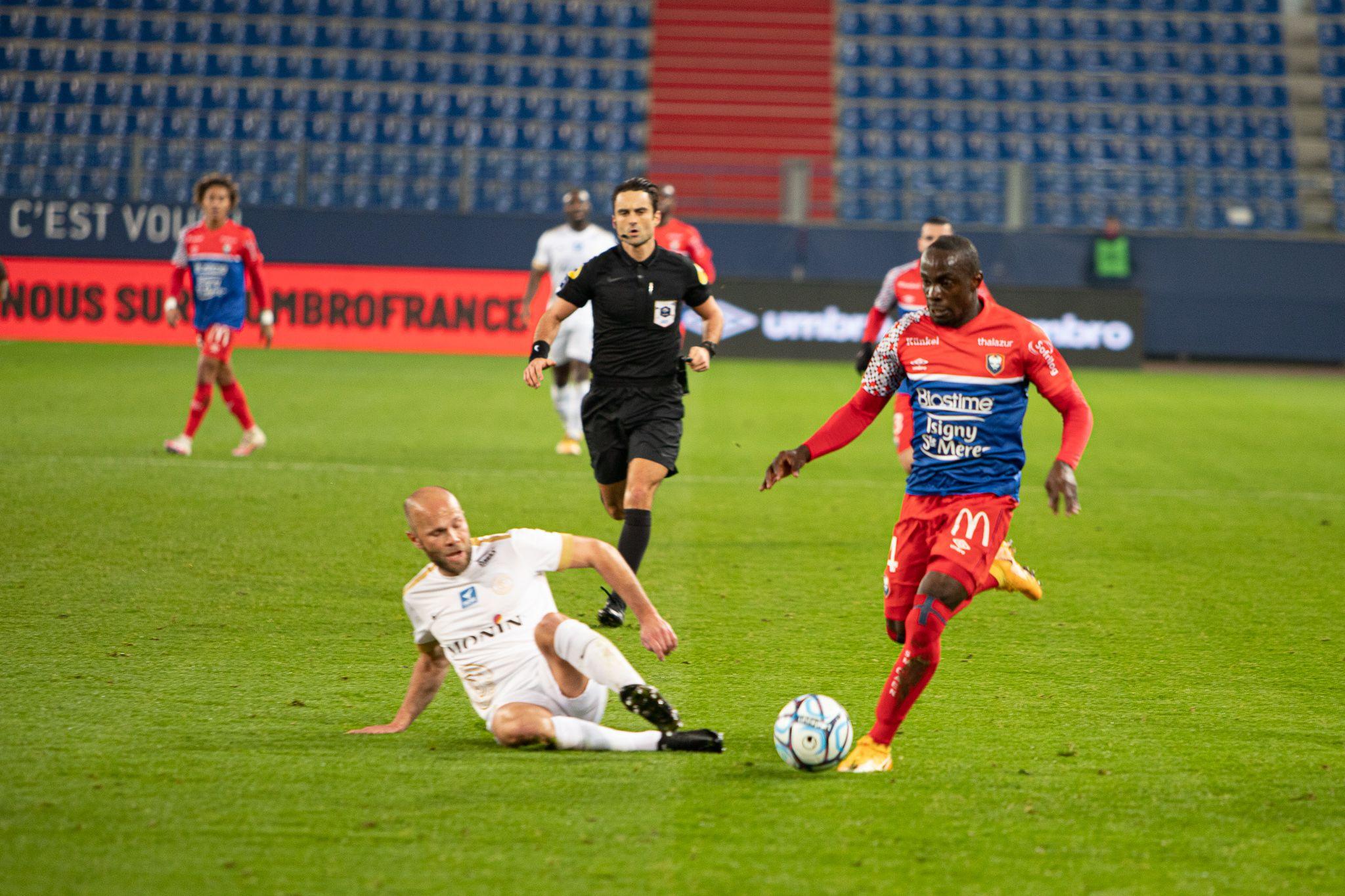 Alexandre Raineau : « C'est toujours un honneur de jouer contre Caen »