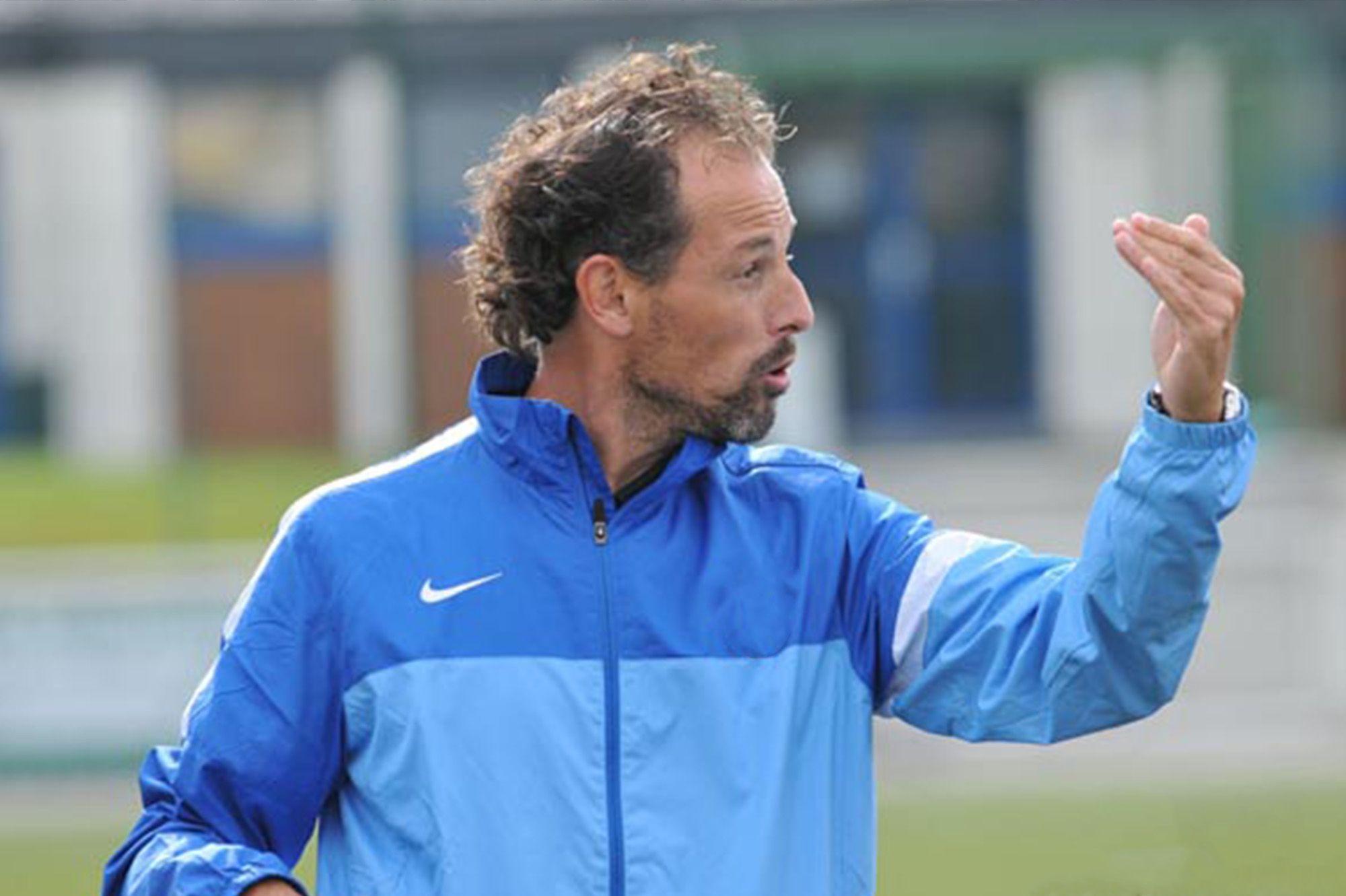 Le directeur du centre de formation Stéphane Nado sur le départ (Goal)