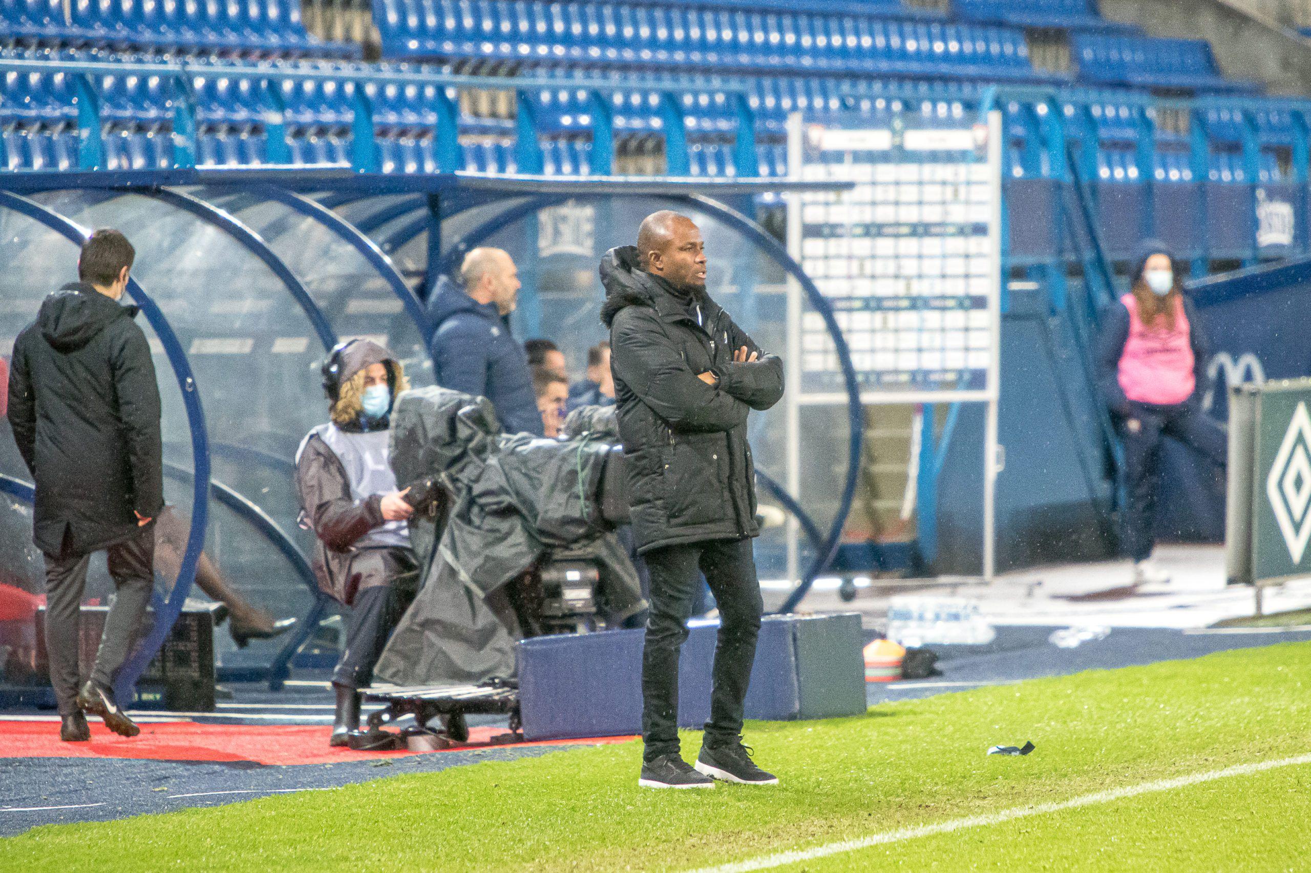 Omar Daf (coach de Sochaux) : « Caen a été sur le reculoir »