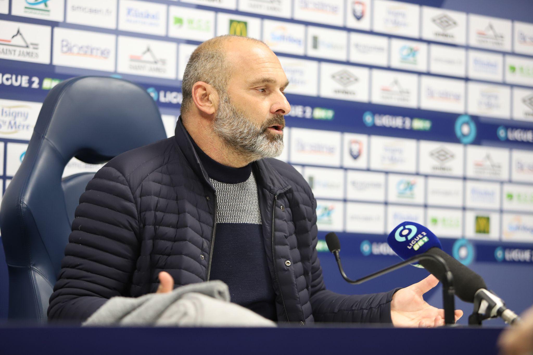 Pascal Dupraz : « Après 21 matchs, nous sommes à notre place »