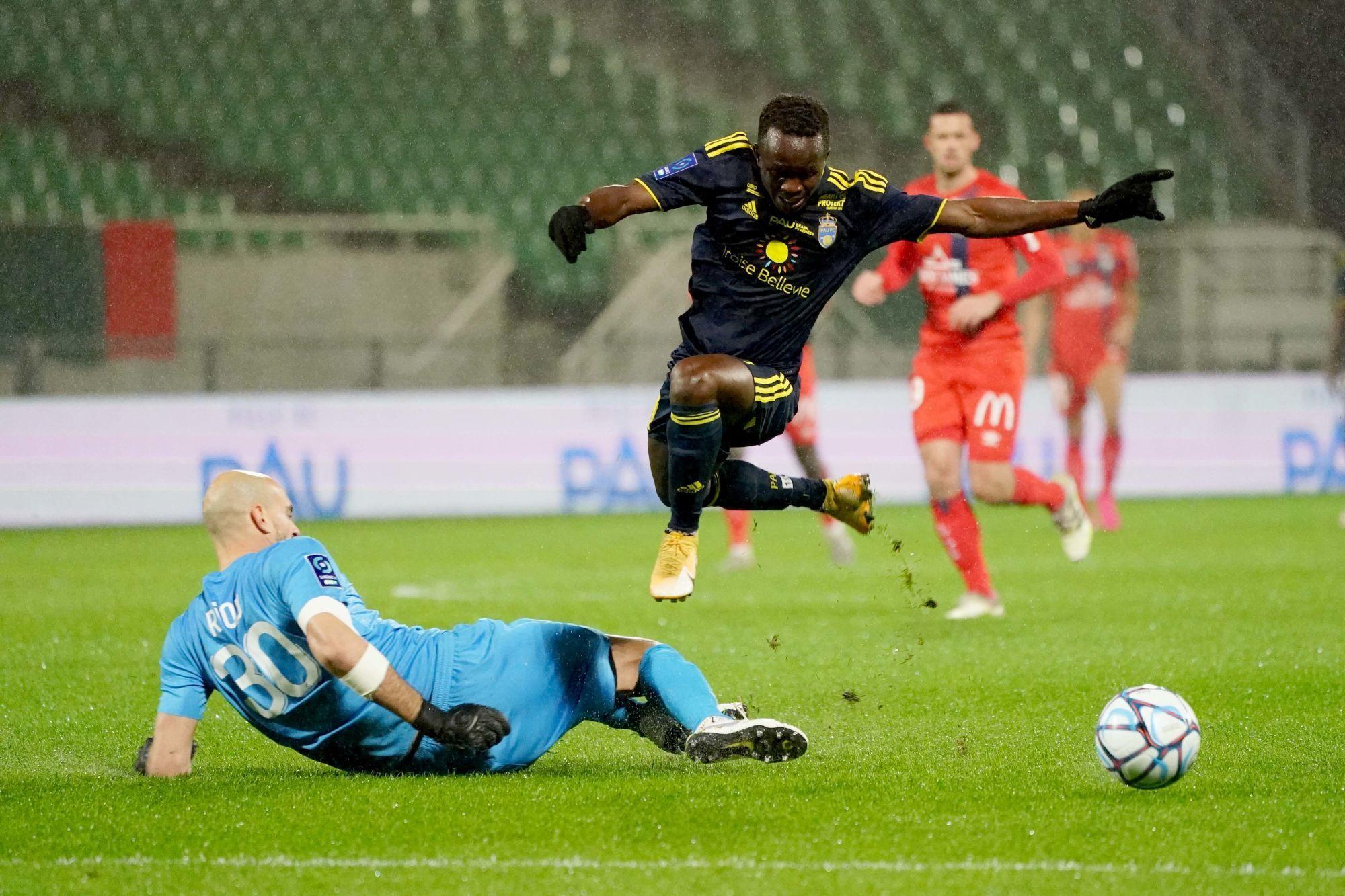 Les notes des joueurs caennais après la défaite à Pau (0-1)