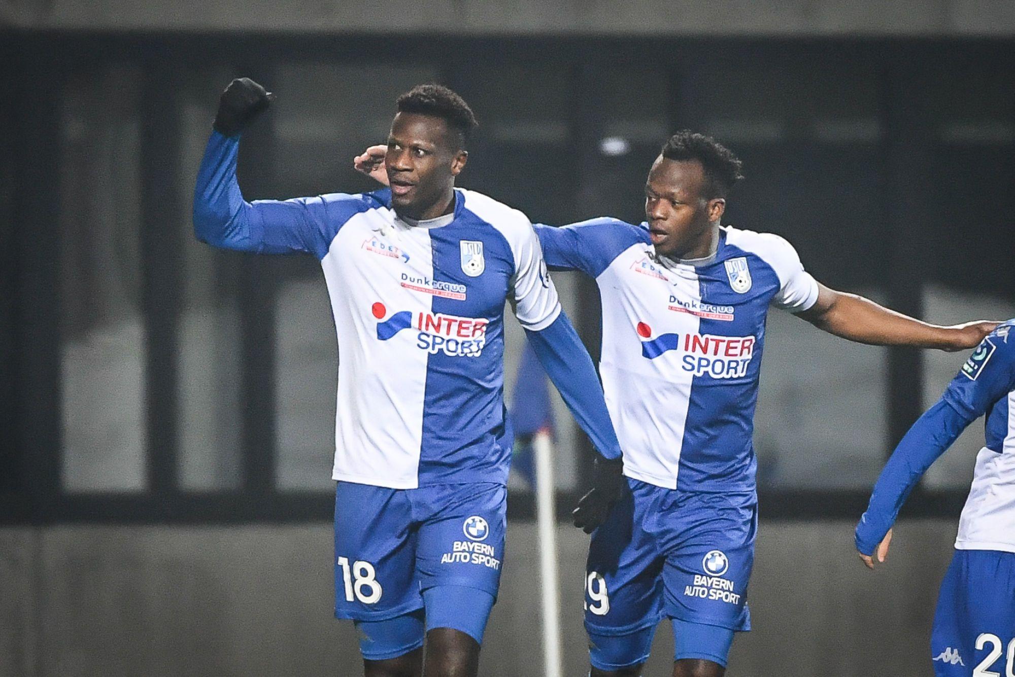 [VIDÉO] Le doublé de Malik Tchokounté contre Ajaccio ce week-end