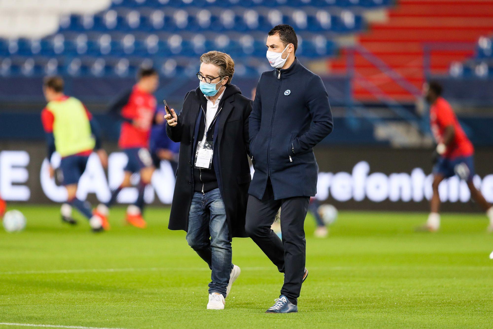 Pierre-Antoine Capton : « L'avenir de Malherbe, ce sont les jeunes et le beau jeu » (France Bleu)