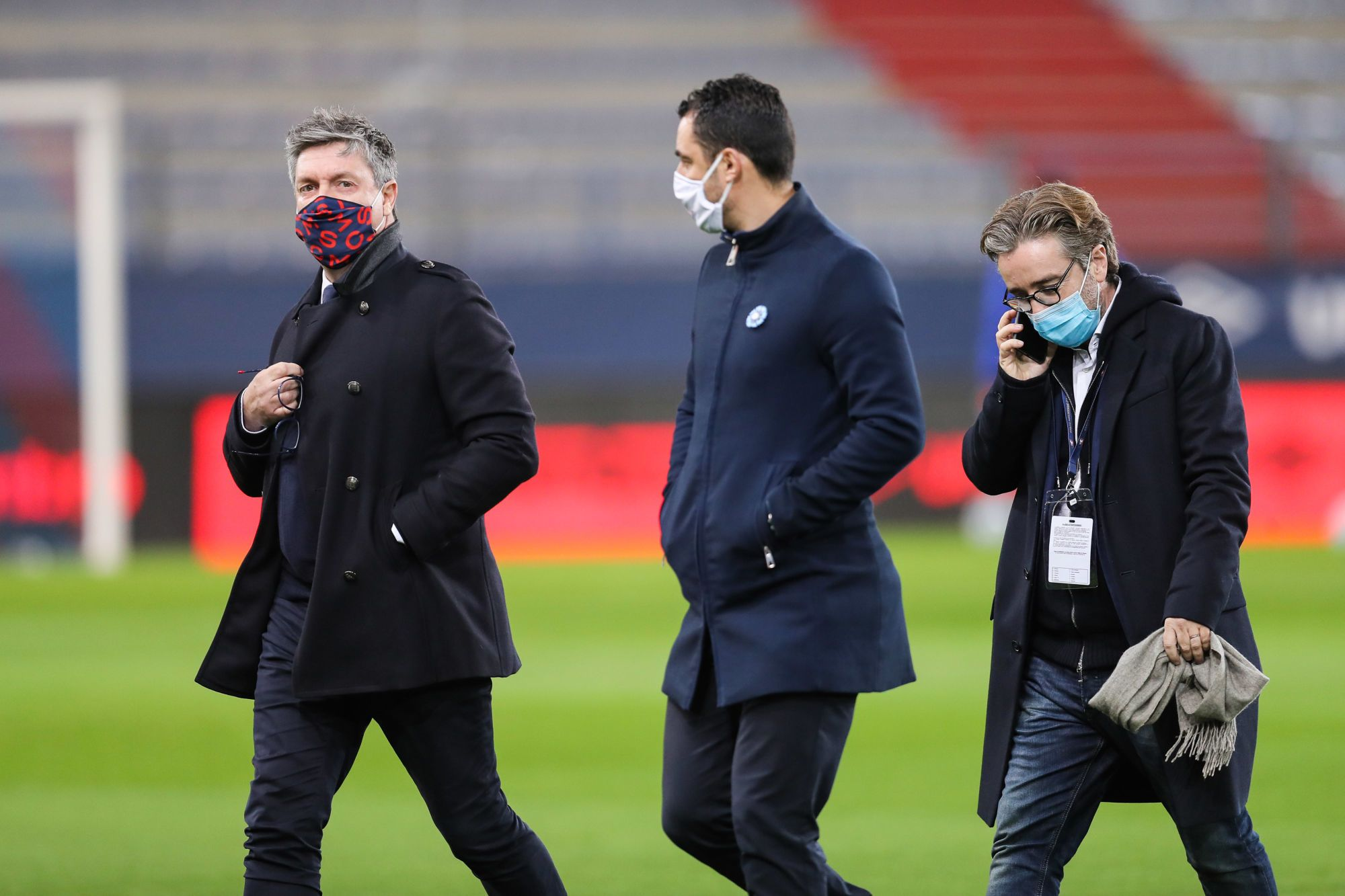 Olivier Pickeu : « Ce n'est pas l'image qu'on veut renvoyer » (France Bleu)