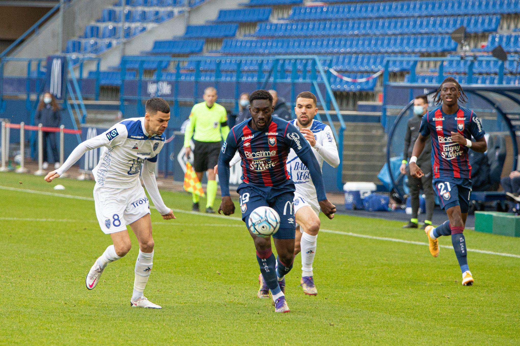 Les notes des joueurs caennais face à Troyes (0-0)