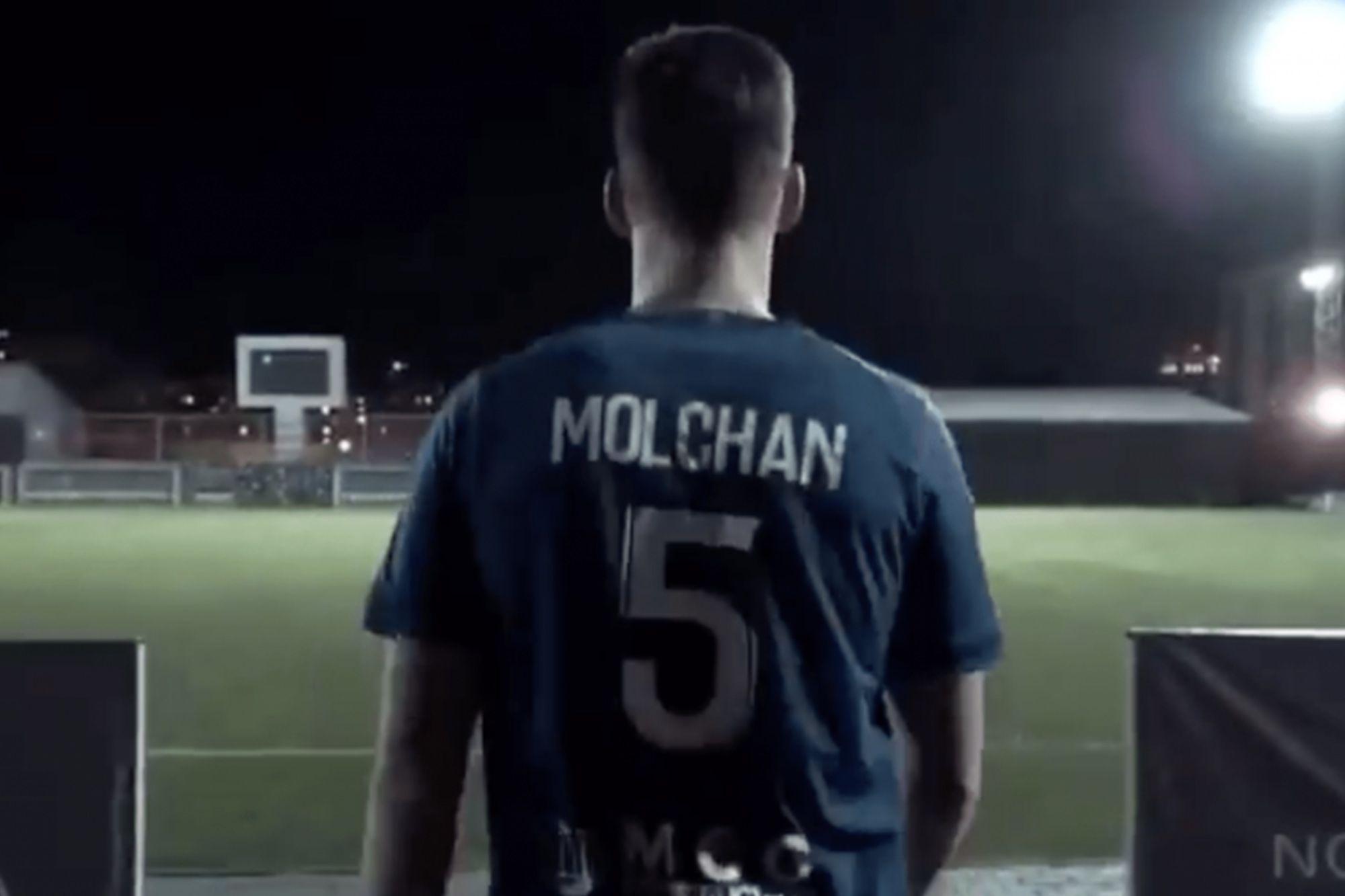 La recrue Vladislav Molchan arrive à Caen ce week-end