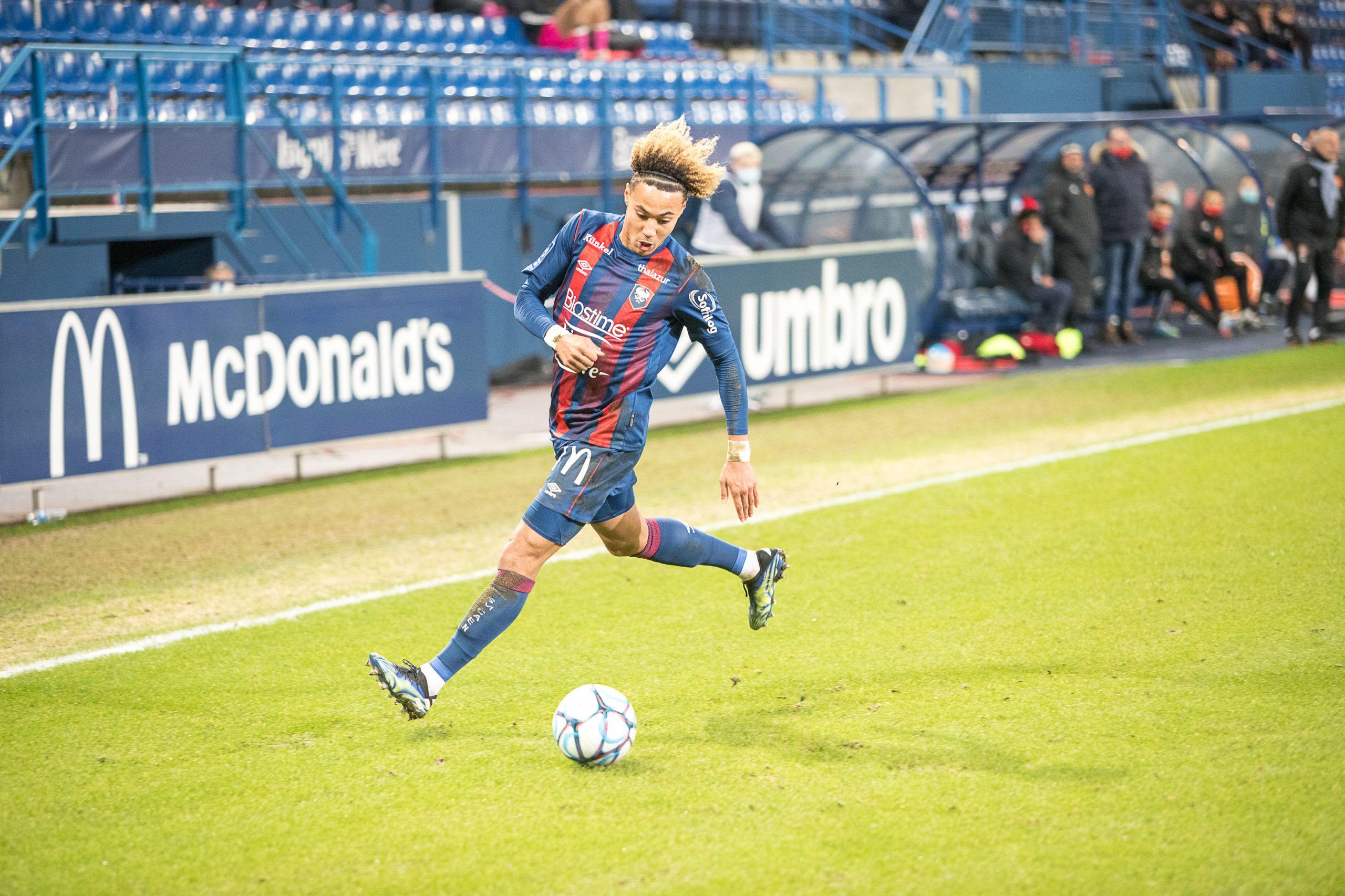 Première sélection pour Alexis Beka Beka avec l'équipe de France U20