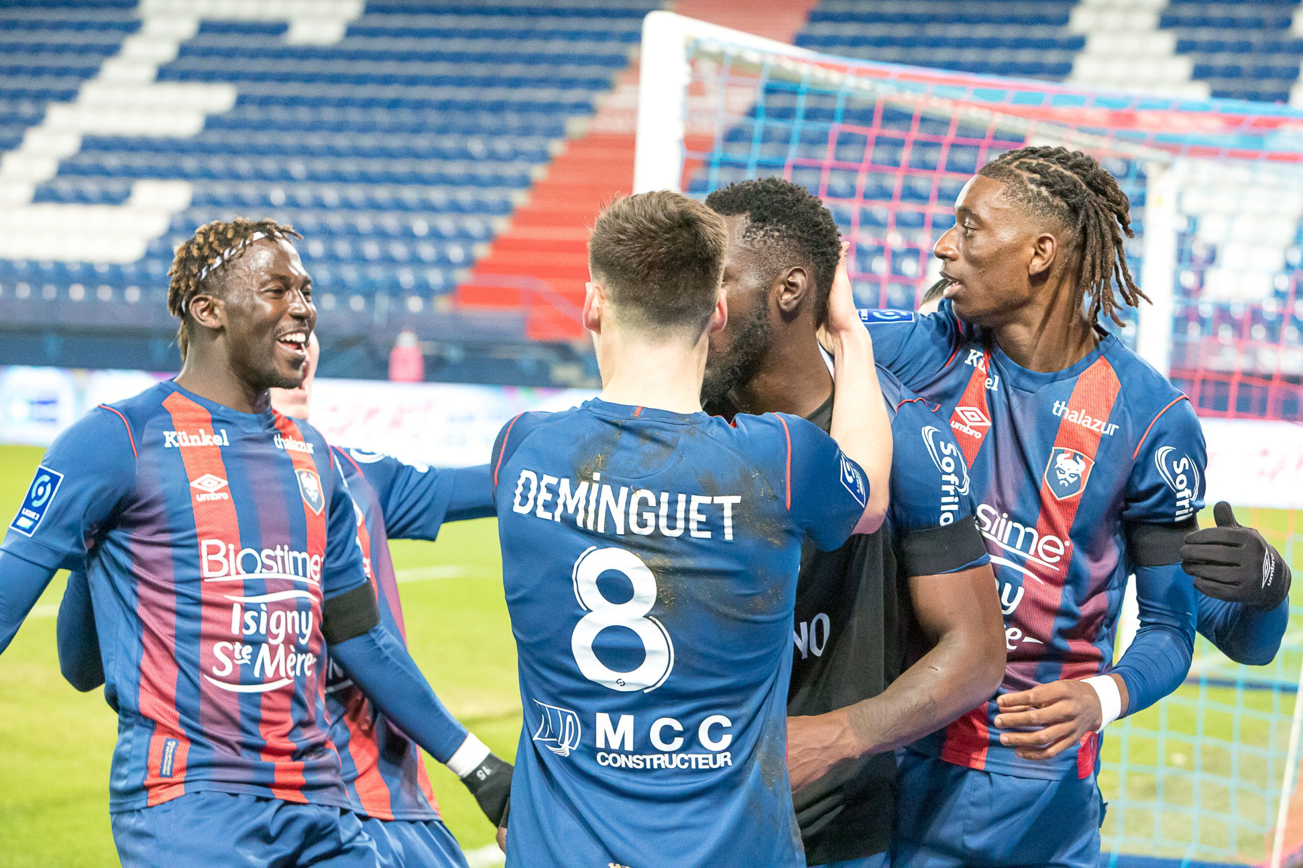 [Vidéo] Caen – Toulouse : Alexandre Mendy a ouvert son compteur but