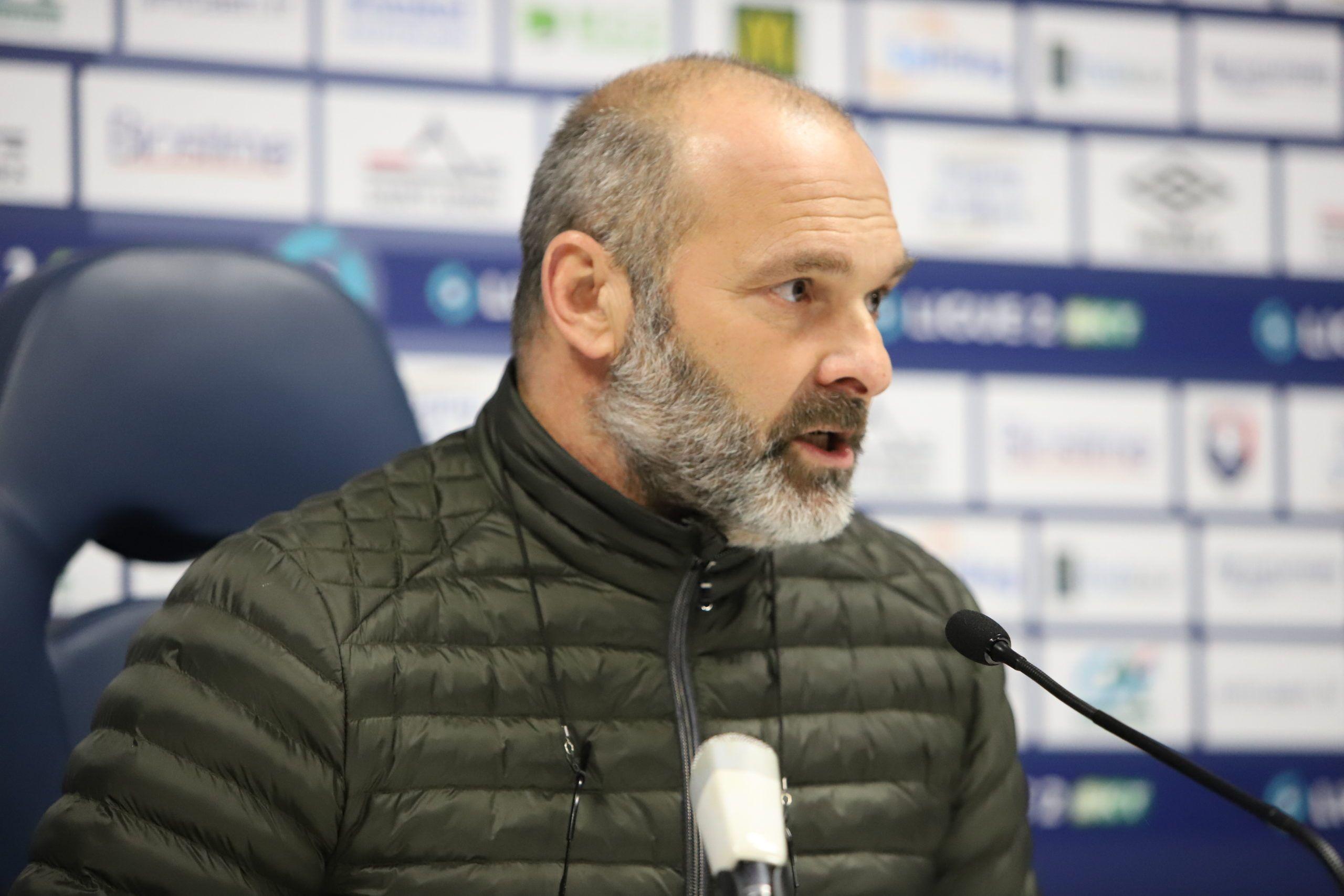 Pascal Dupraz après Toulouse : « Il faudra marquer 37 points sur la phase retour »