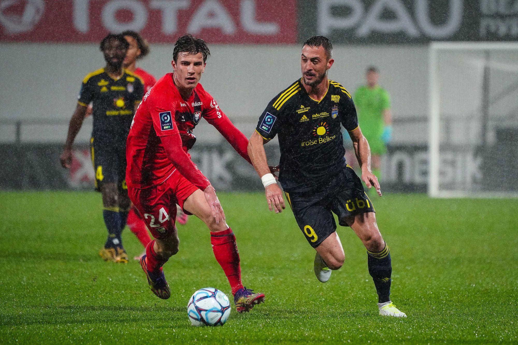Hugo Vandermersch : « Ce qui m'importe, c'est que le club se maintienne » (France Bleu)