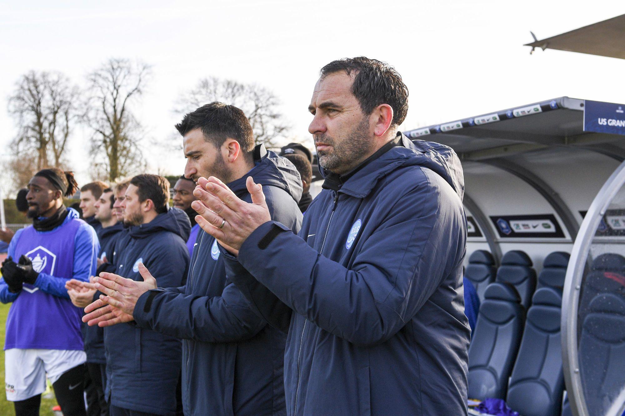 Johan Gallon : « Je ne l'ai jamais caché, entraîner le SM Caen est un rêve » (Ouest-France)