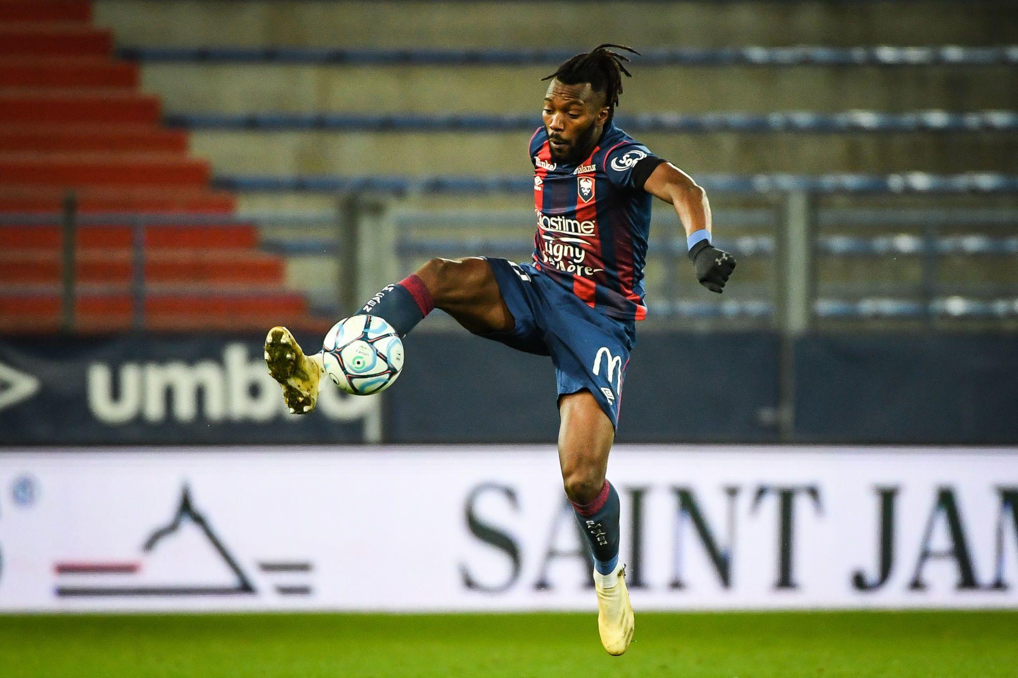 Steeve Yago sanctionné par le club pour son attitude après le match face au Paris FC