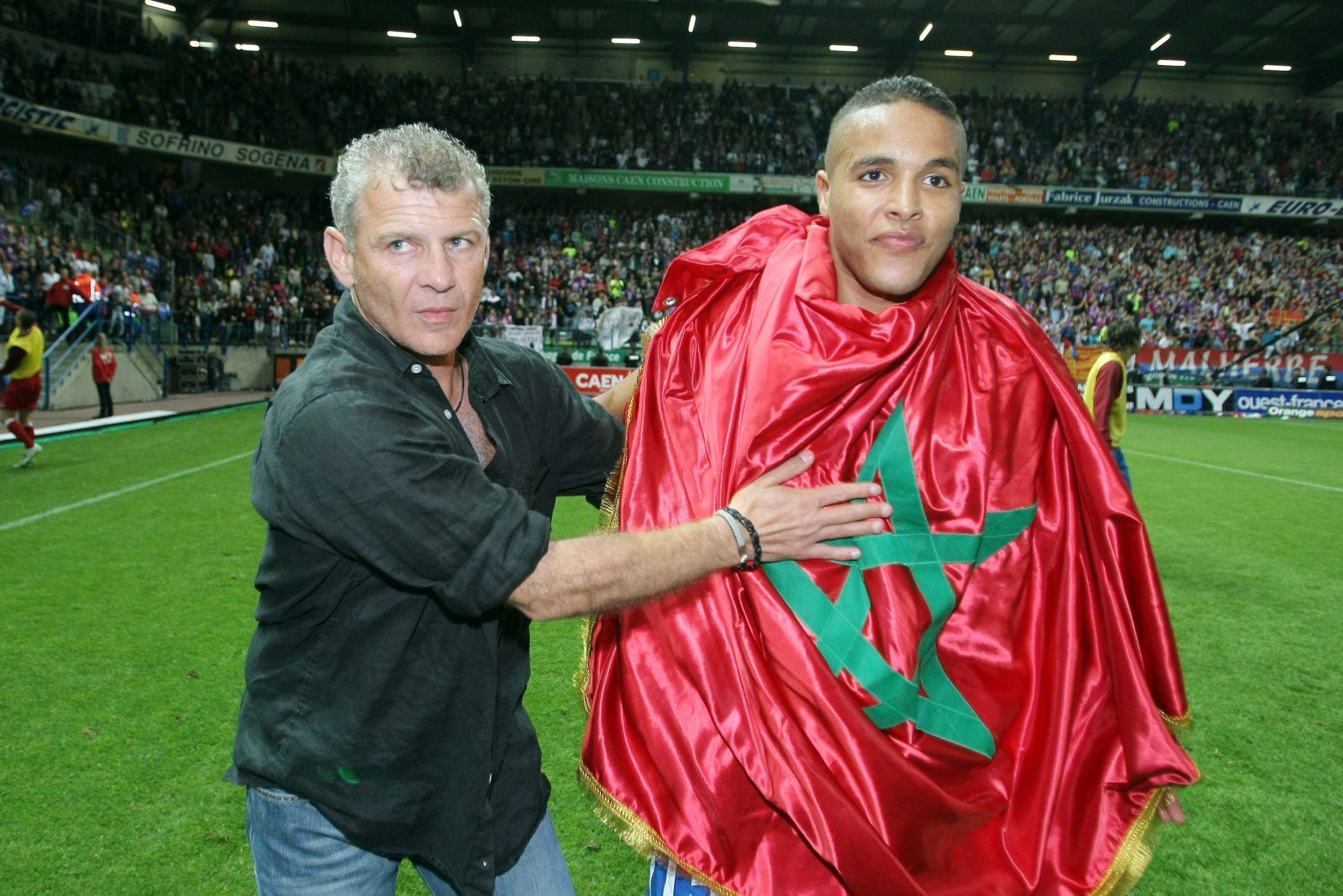 Youssef El-Arabi : « Terminer ma carrière à Caen, ce serait magnifique » (So Foot)