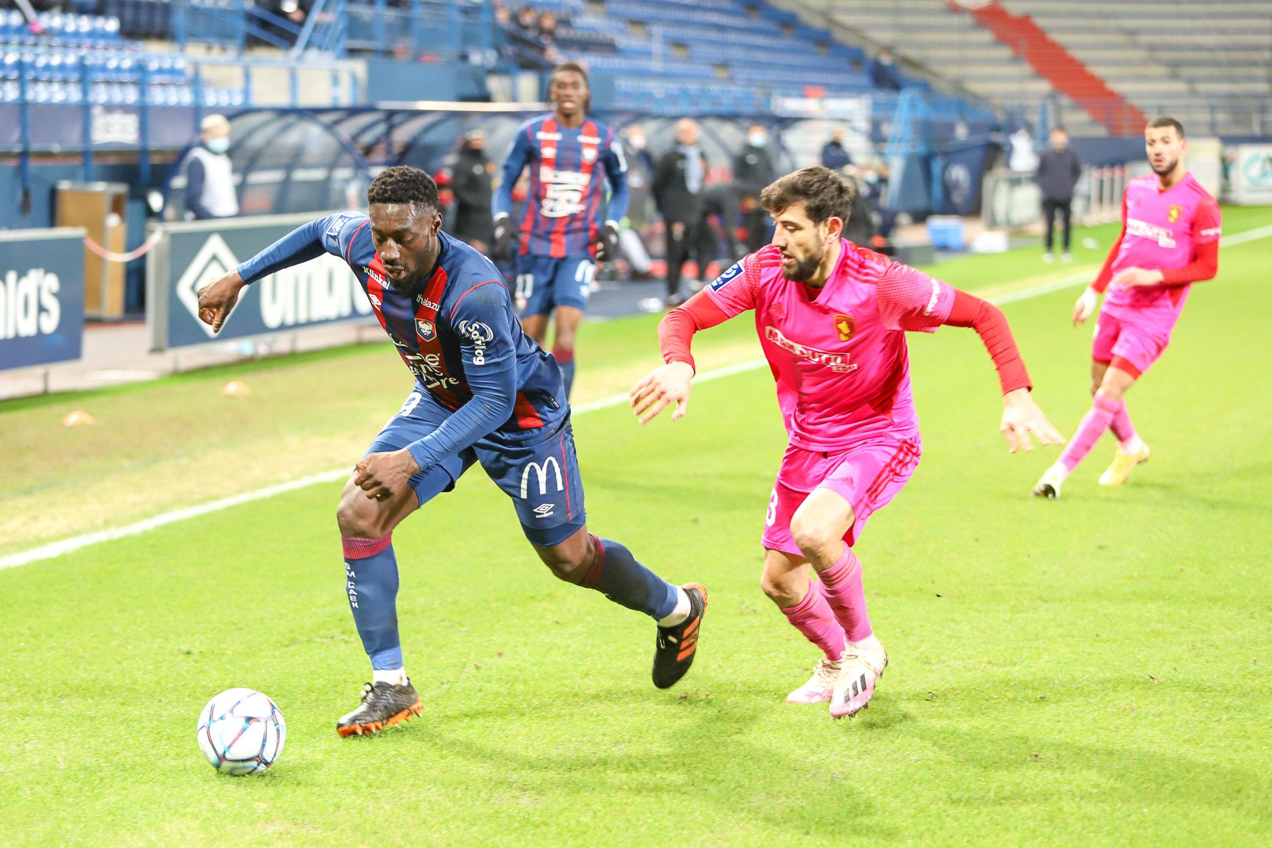Nos photos de la défaite de Malherbe contre Rodez (1-2)