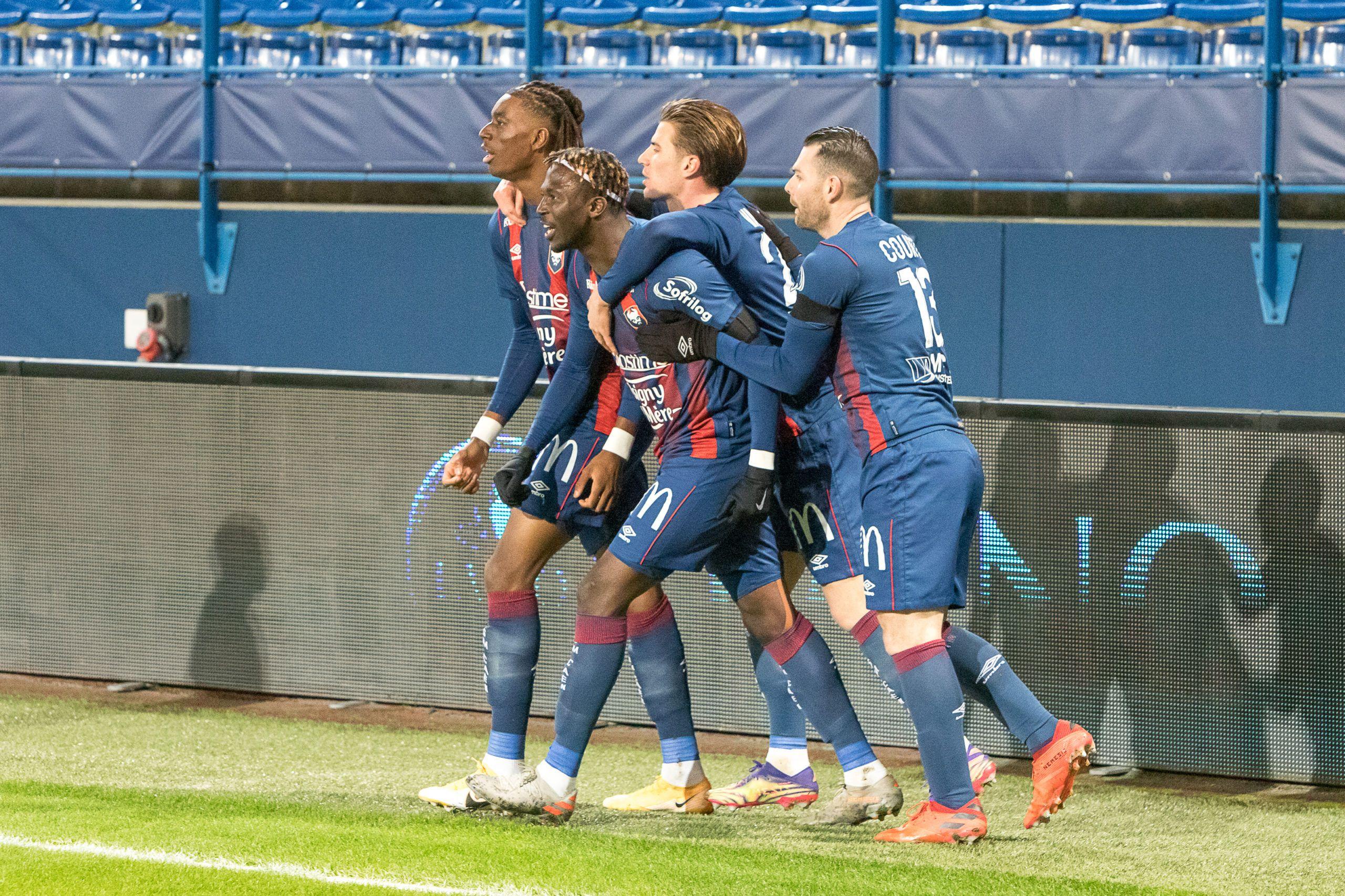 Nos photos du match nul entre Malherbe et Toulouse