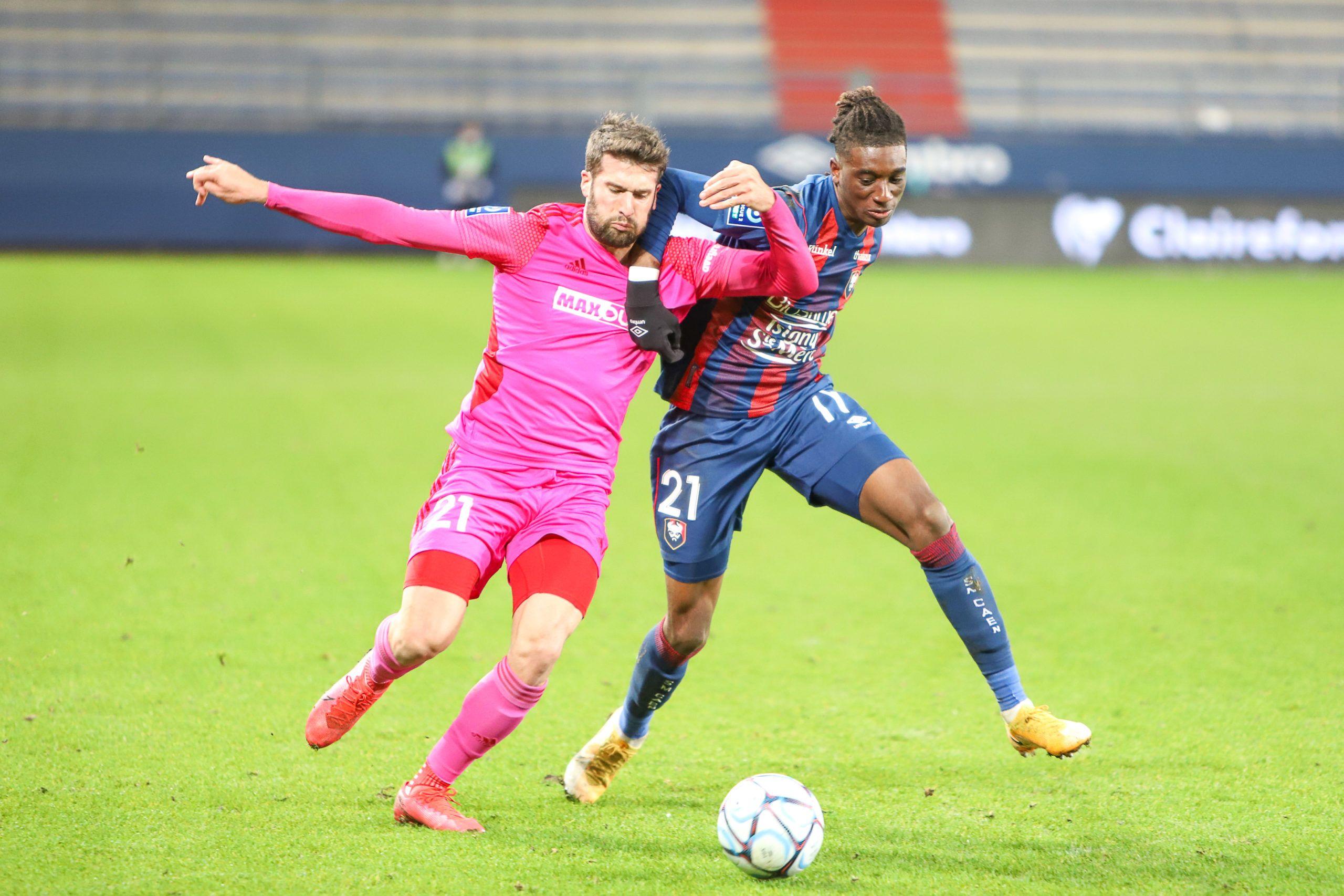 Les chiffres marquants après la défaite du SM Caen face à Rodez