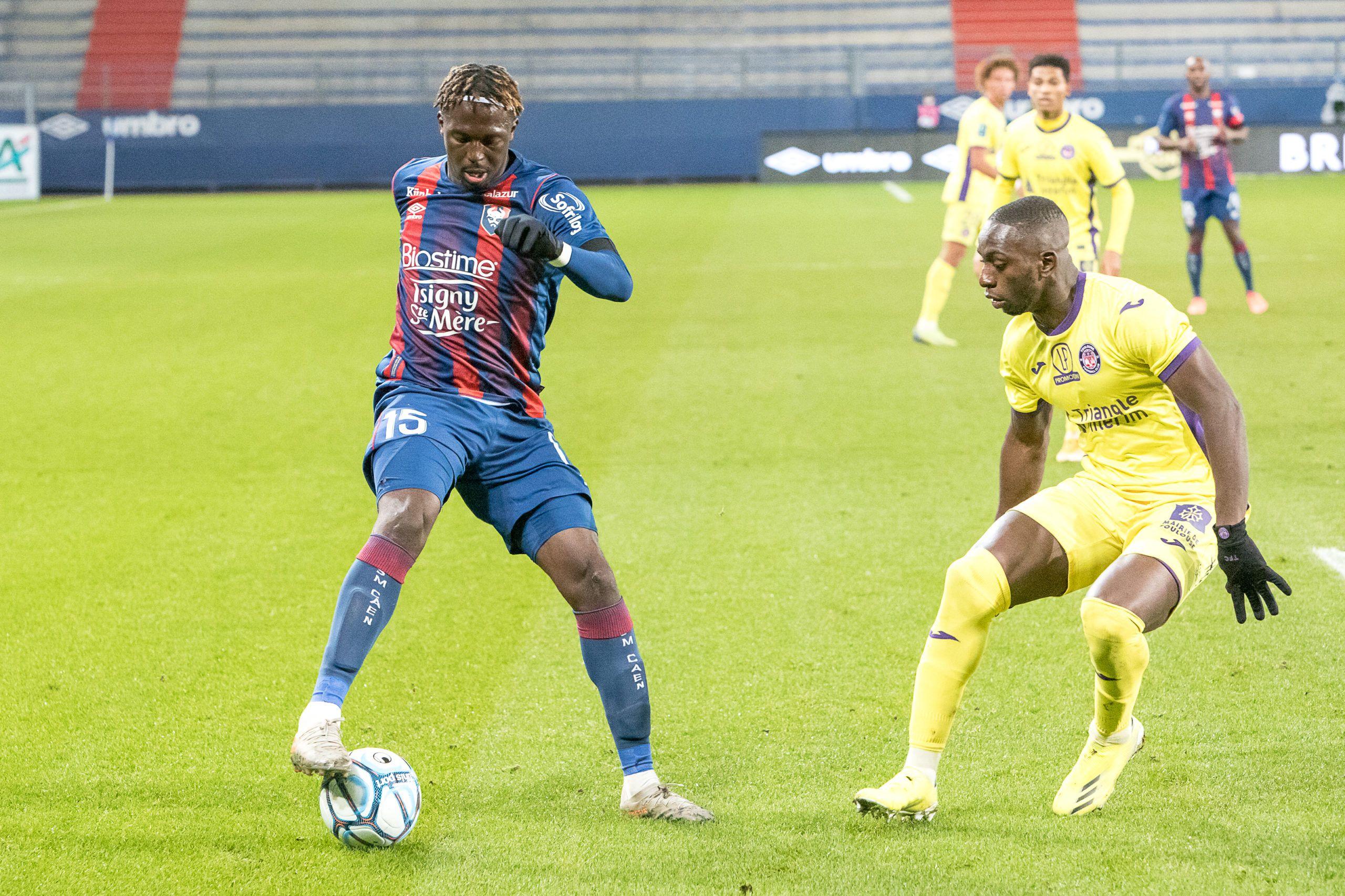 « Un bon point de pris contre une équipe de Caen qui ne jouera pas la montée »