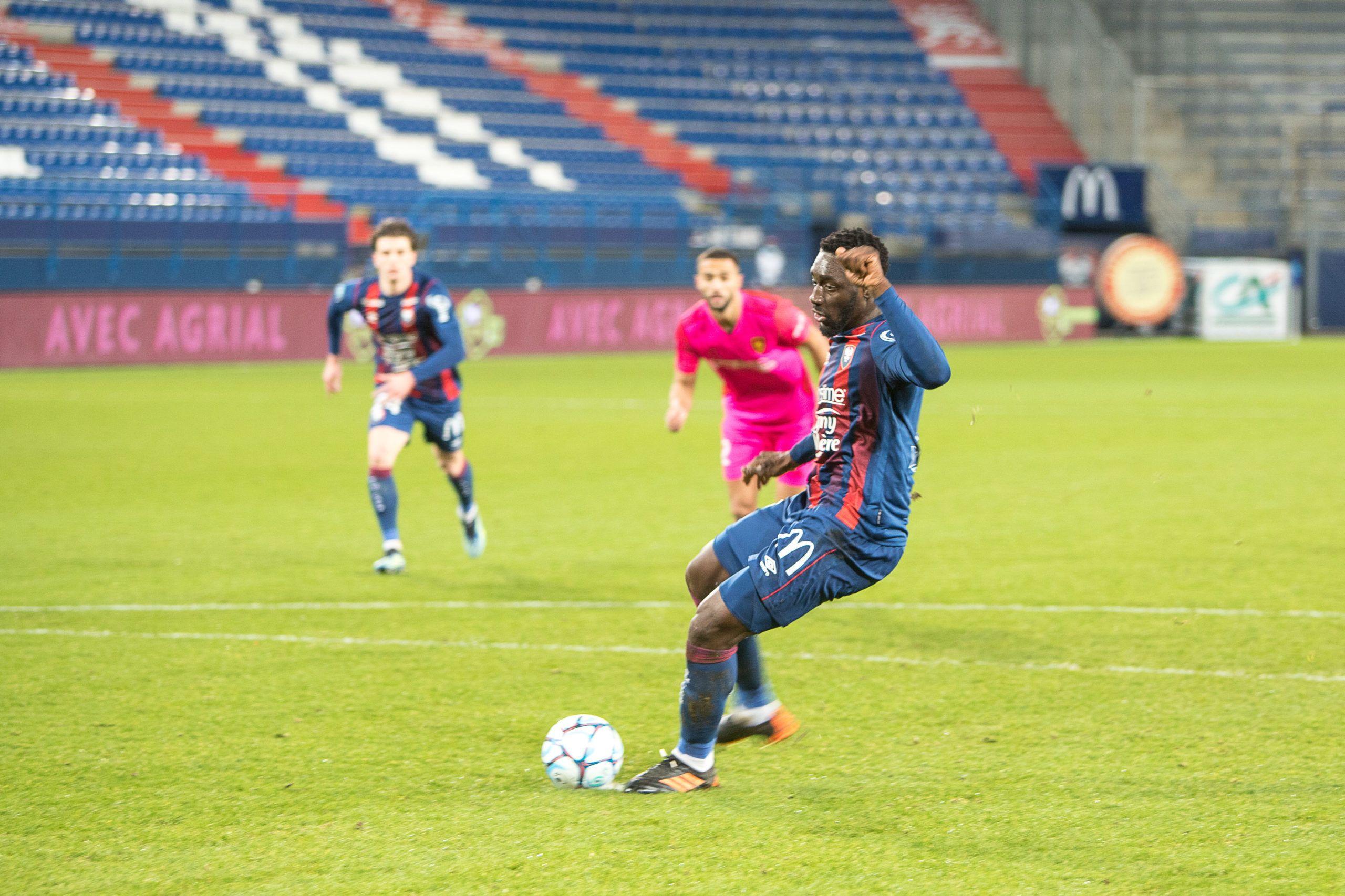 Les notes des joueurs caennais après la défaite contre Rodez (1-2)